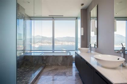 Master Ensuite at 5302 - 1189 West Georgia, Downtown VW, Vancouver West