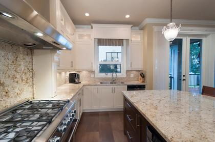 Kitchen at 683 Sylvan Avenue, Canyon Heights NV, North Vancouver