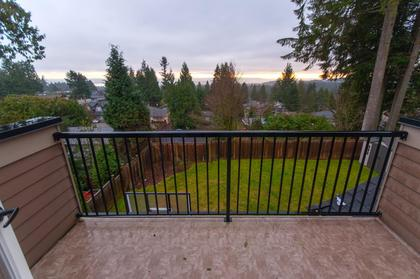 Patio at 683 Sylvan Avenue, Canyon Heights NV, North Vancouver
