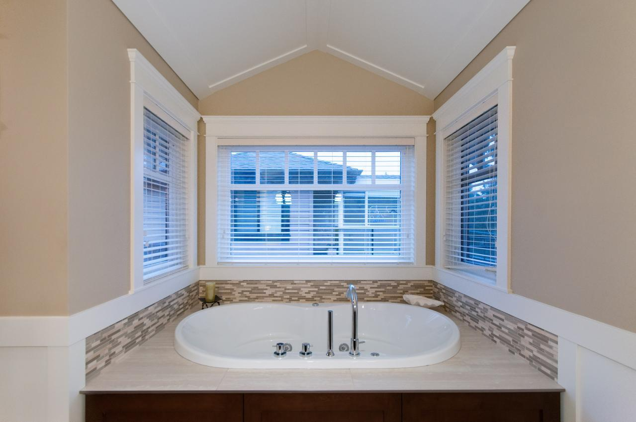 Master Ensuite at 683 Sylvan Avenue, Canyon Heights NV, North Vancouver