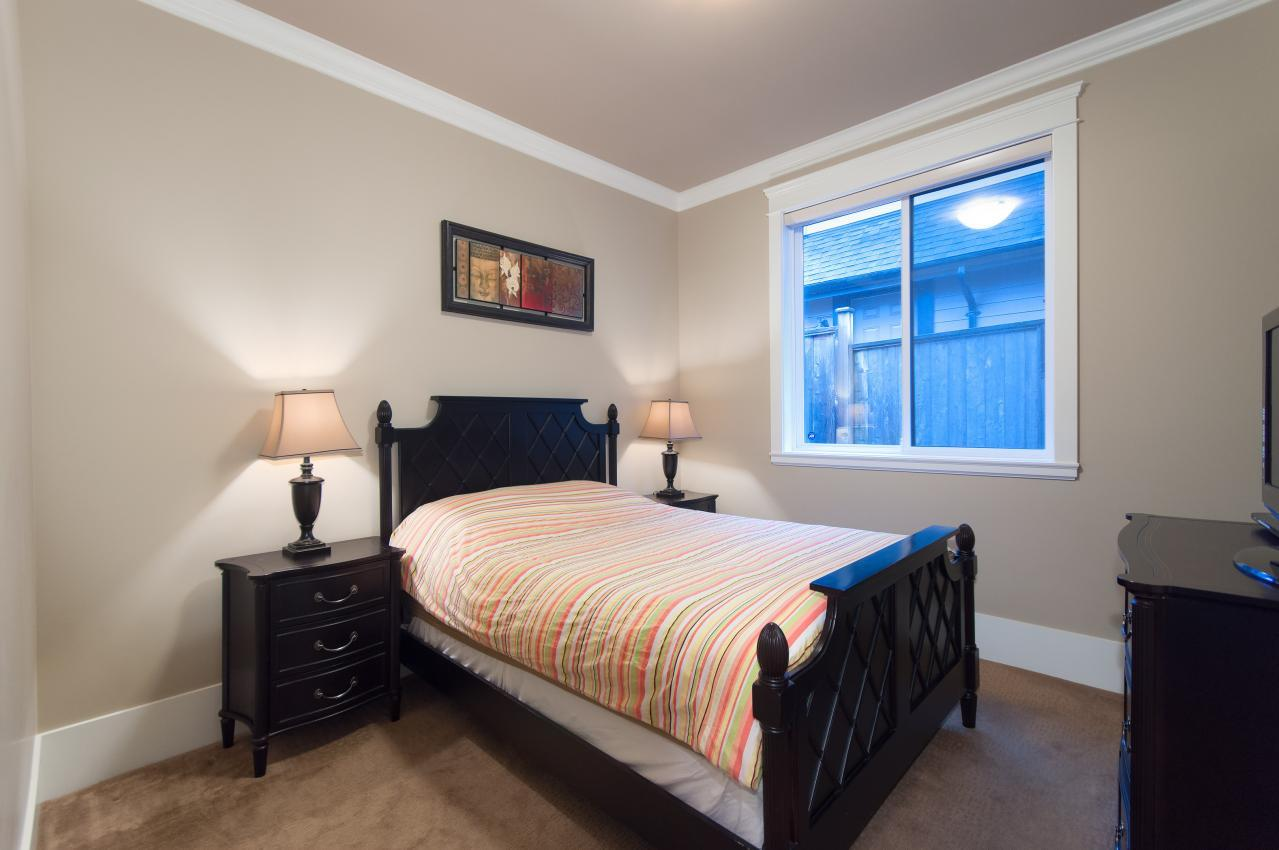 Bedroom at 683 Sylvan Avenue, Canyon Heights NV, North Vancouver