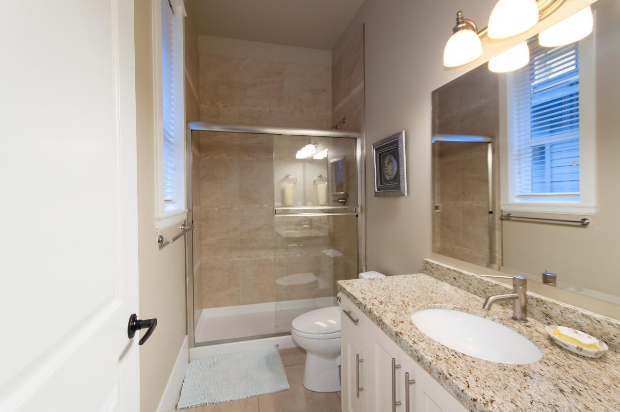 Bathroom at 683 Sylvan Avenue, Canyon Heights NV, North Vancouver