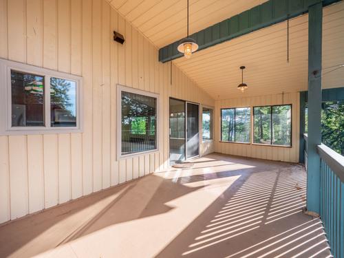5-covered-deck-pg9d7223-hdr at 4247 Francis Peninsula Road, Pender Harbour Egmont, Sunshine Coast