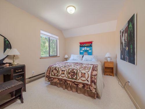 bedroom at 3941 Francis Peninsula Road, Pender Harbour Egmont, Sunshine Coast