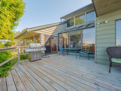 front-of-house at 3941 Francis Peninsula Road, Pender Harbour Egmont, Sunshine Coast