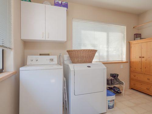 laundry at 3941 Francis Peninsula Road, Pender Harbour Egmont, Sunshine Coast