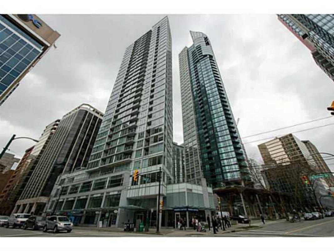 3001 - 1188 W Pender Street, Coal Harbour, Vancouver West