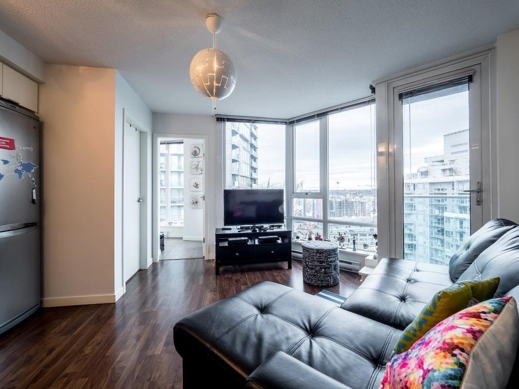 2302 - 788 Hamilton Street, Downtown VW, Vancouver West