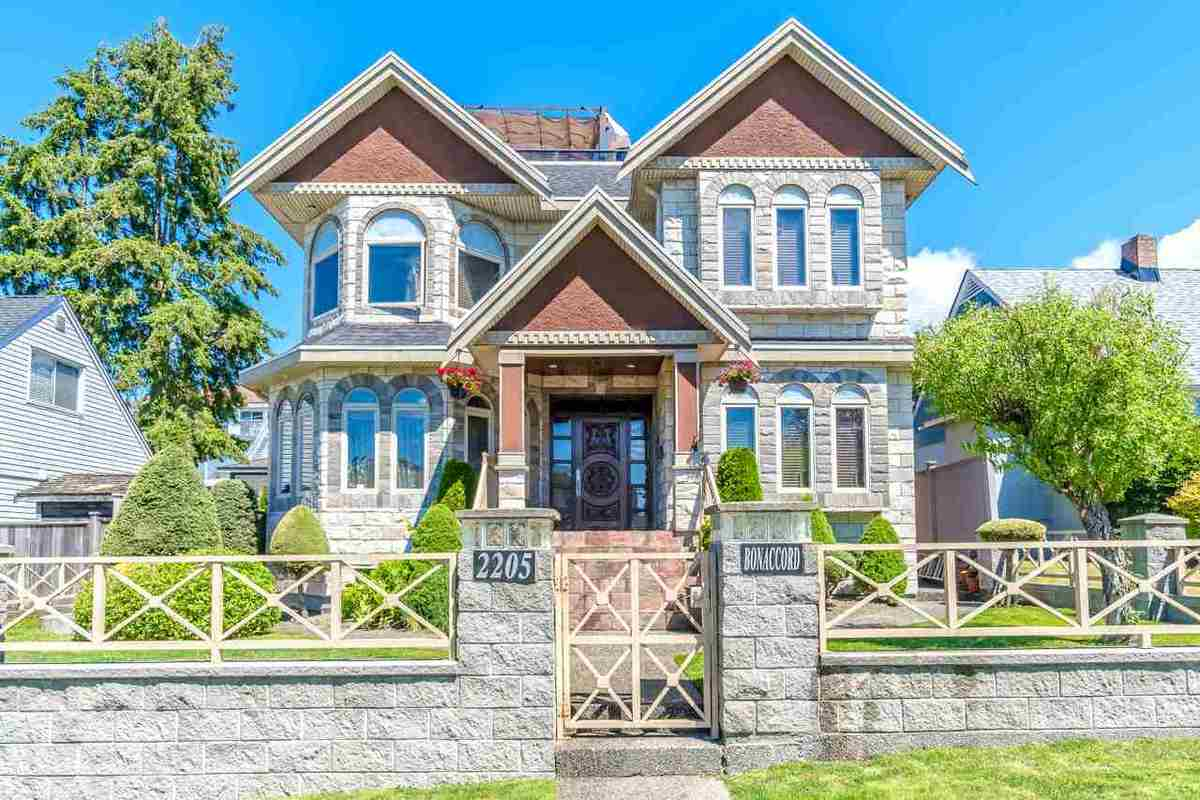 2205 Bonaccord Drive, Fraserview VE, Vancouver East