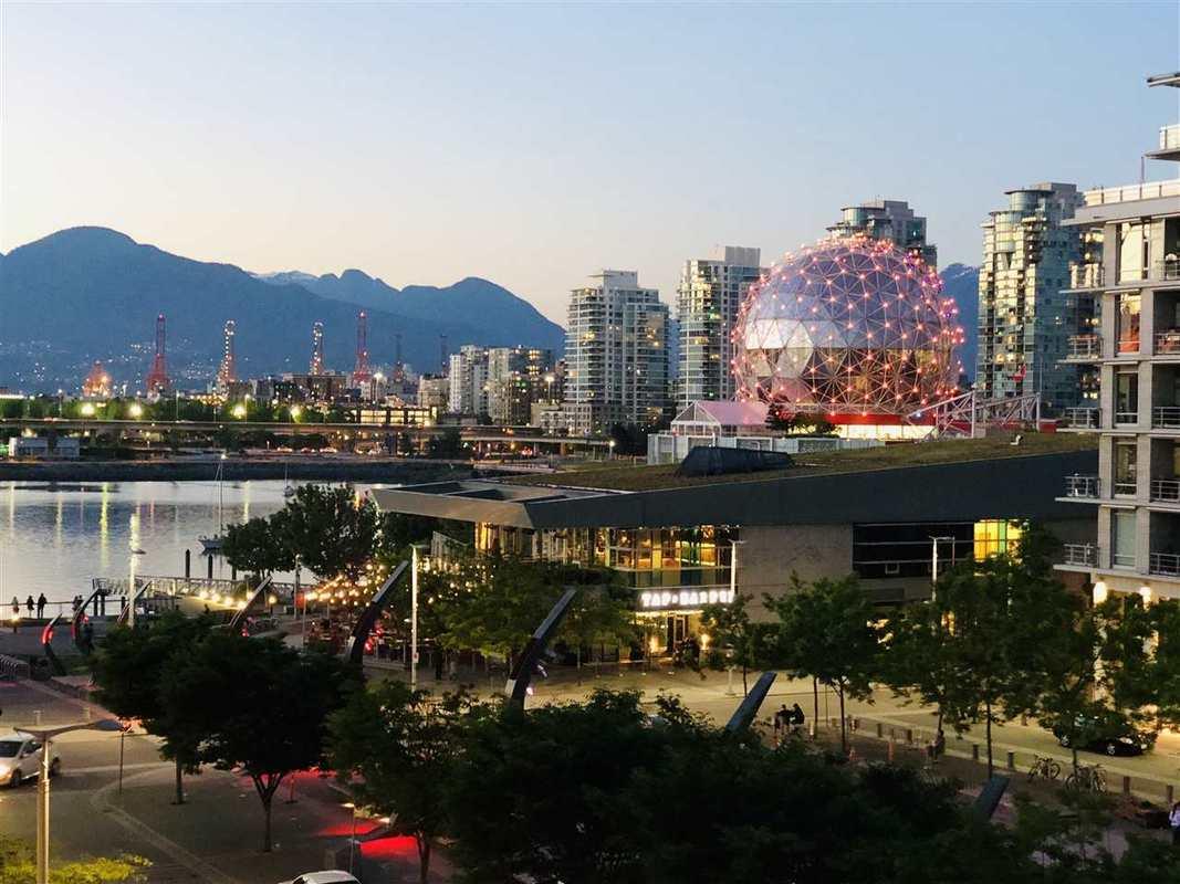 501 - 123 W 1st Avenue, False Creek, Vancouver West