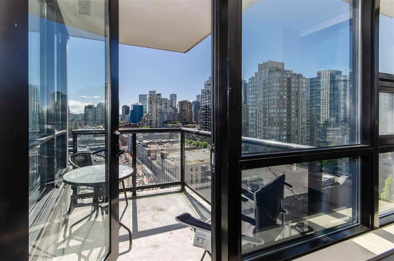 1610 - 977 Mainland Street, Yaletown, Vancouver West