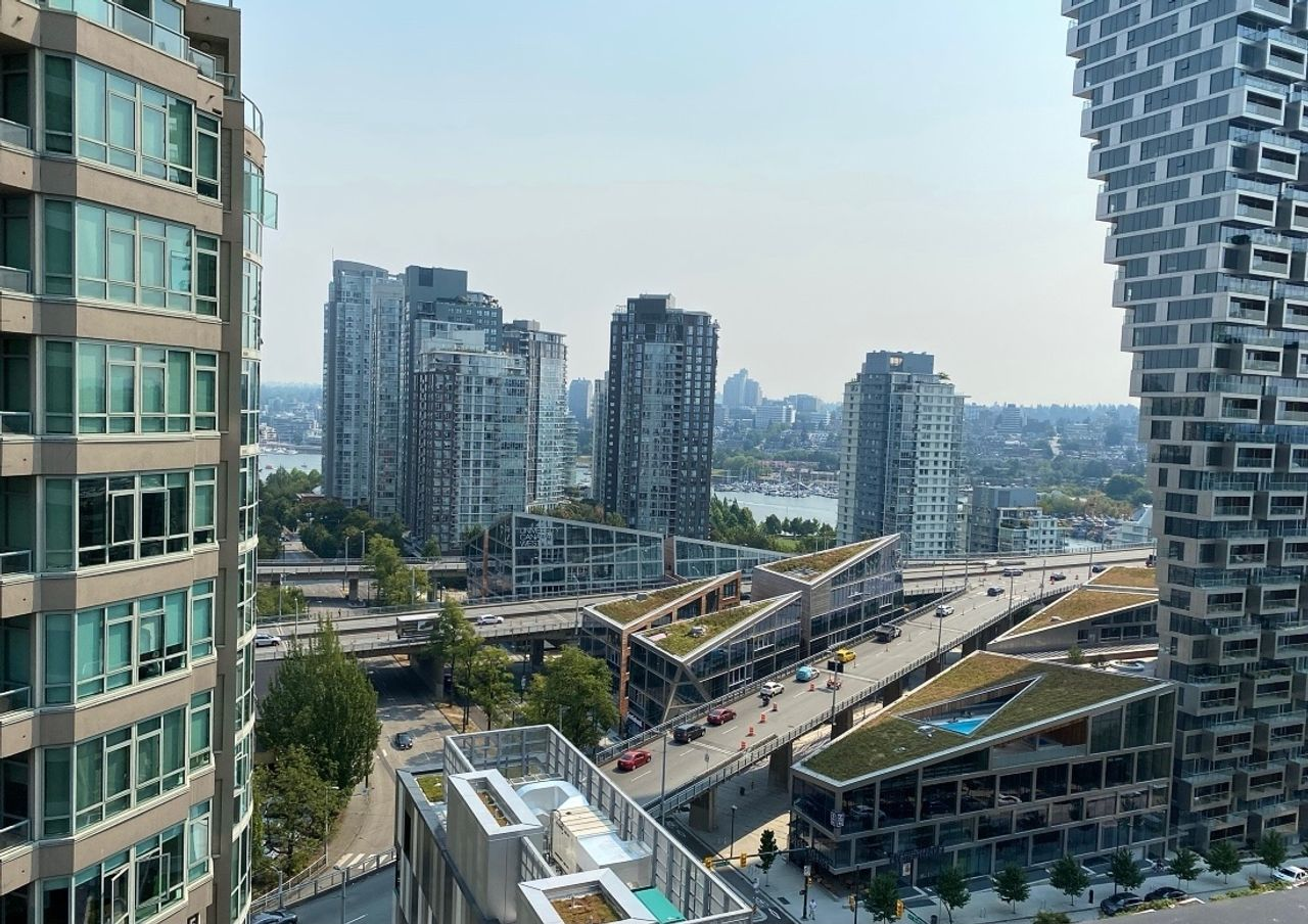 1501 - 889 Pacific Street, Downtown VW, Vancouver West