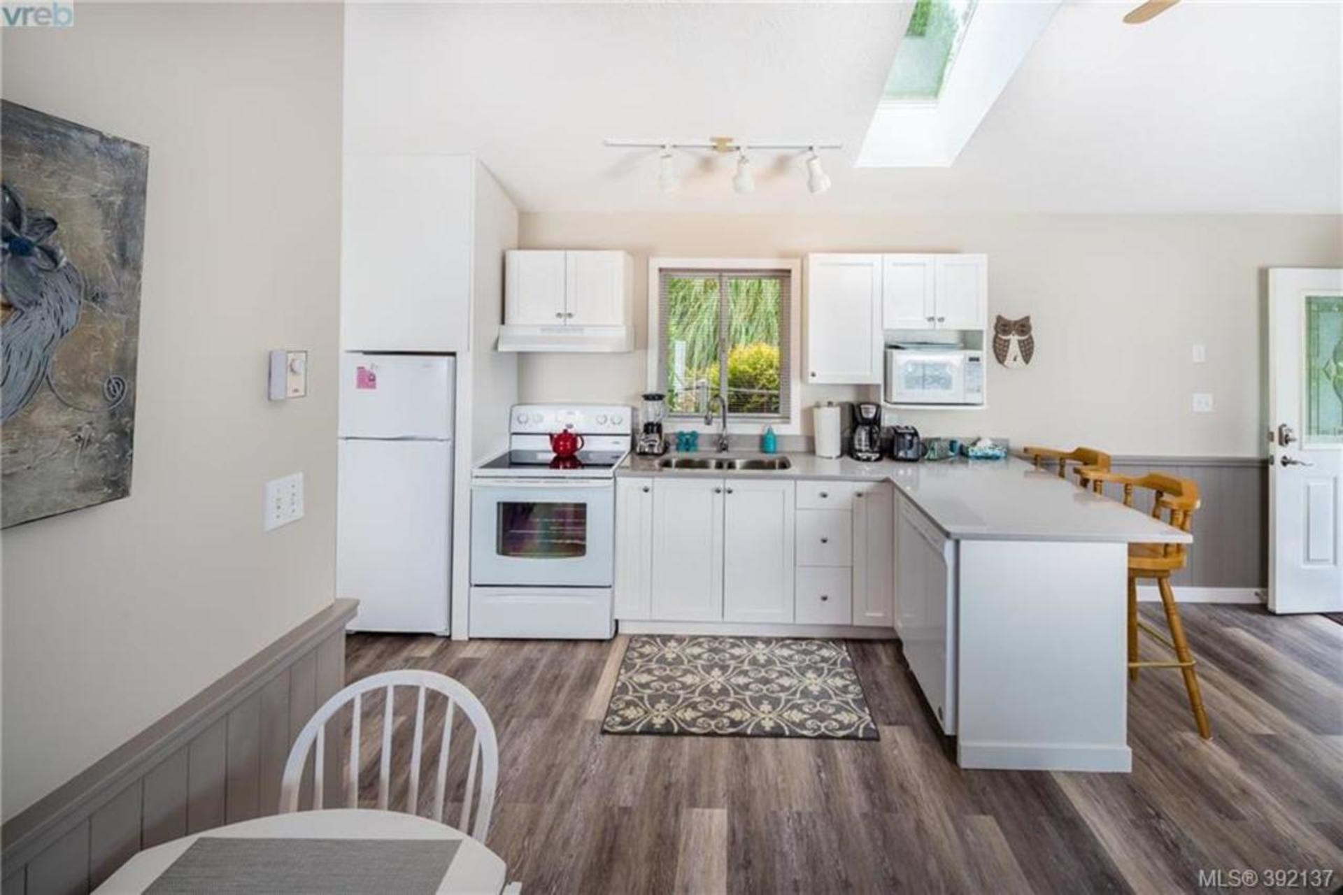 Second Kitchen at 6435 Sooke Road, Sooke Vill Core, Sooke