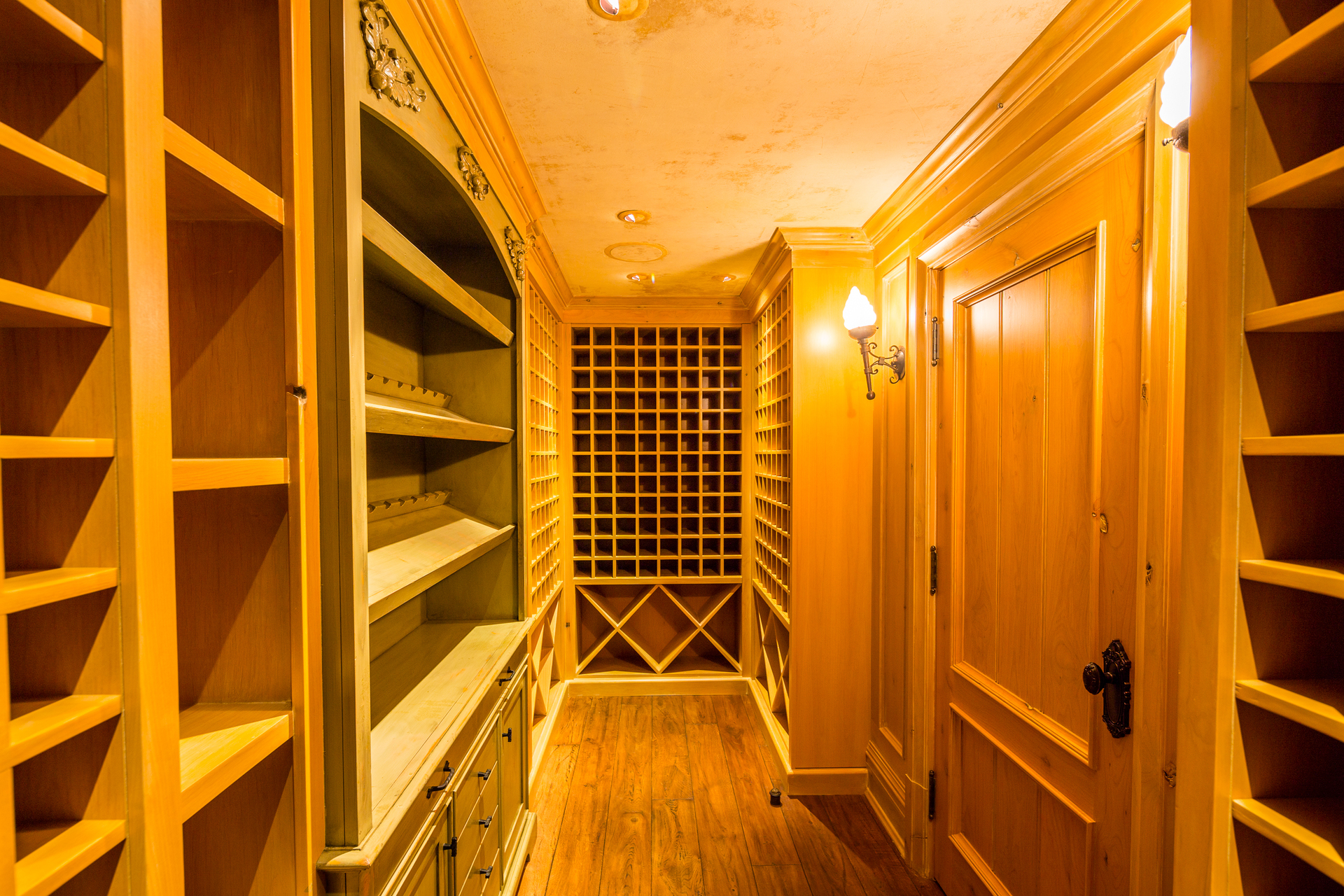 cellar2 at 9344 Ardmore Drive, Ardmore, North Saanich