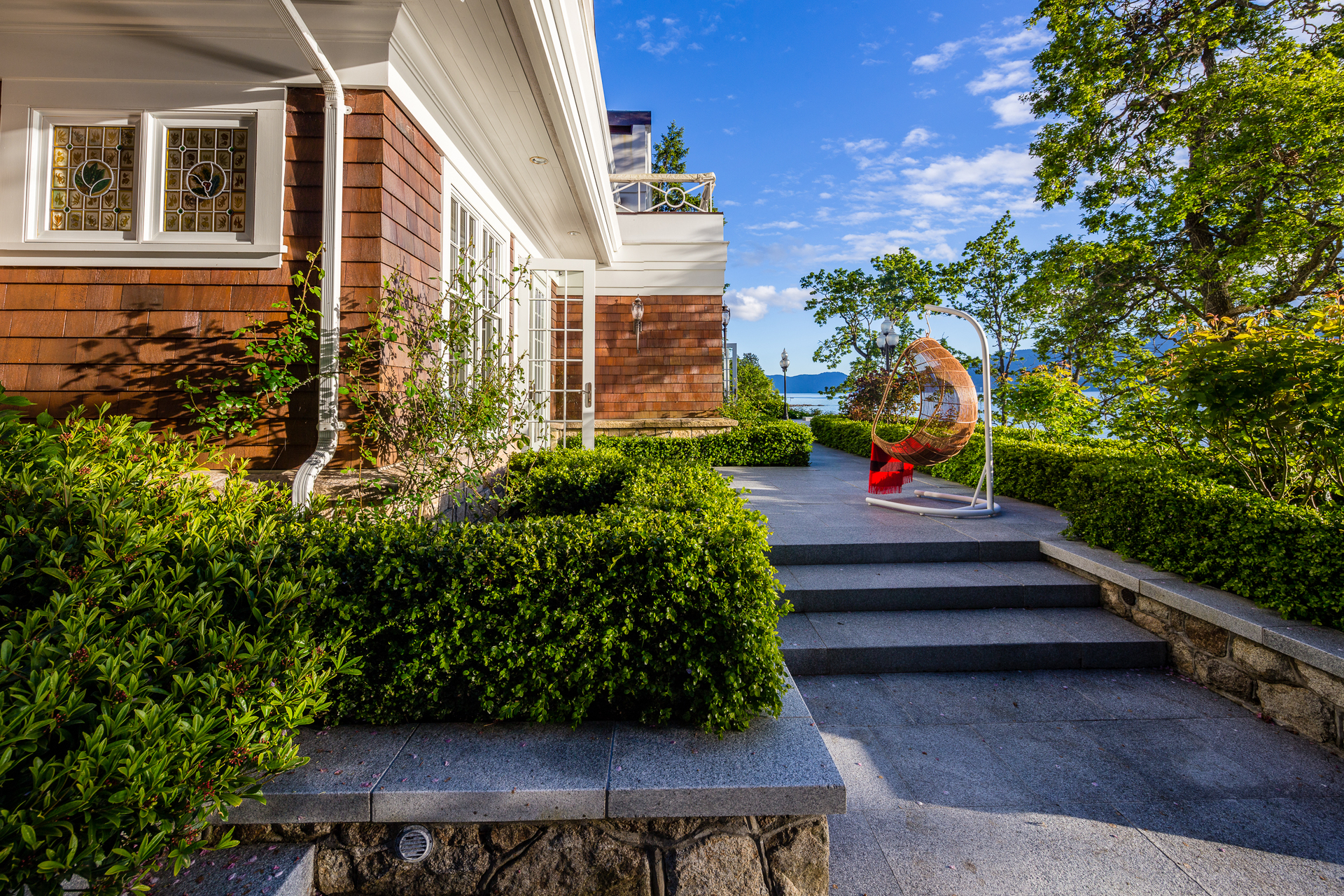 patio2 at 9344 Ardmore Drive, Ardmore, North Saanich