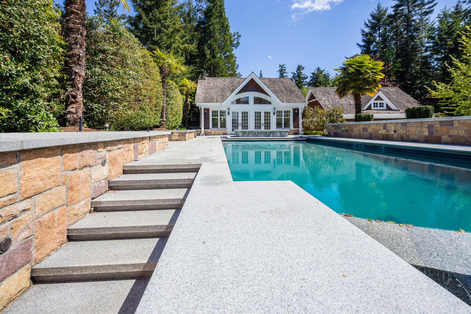 pool2 at 9344 Ardmore Drive, Ardmore, North Saanich