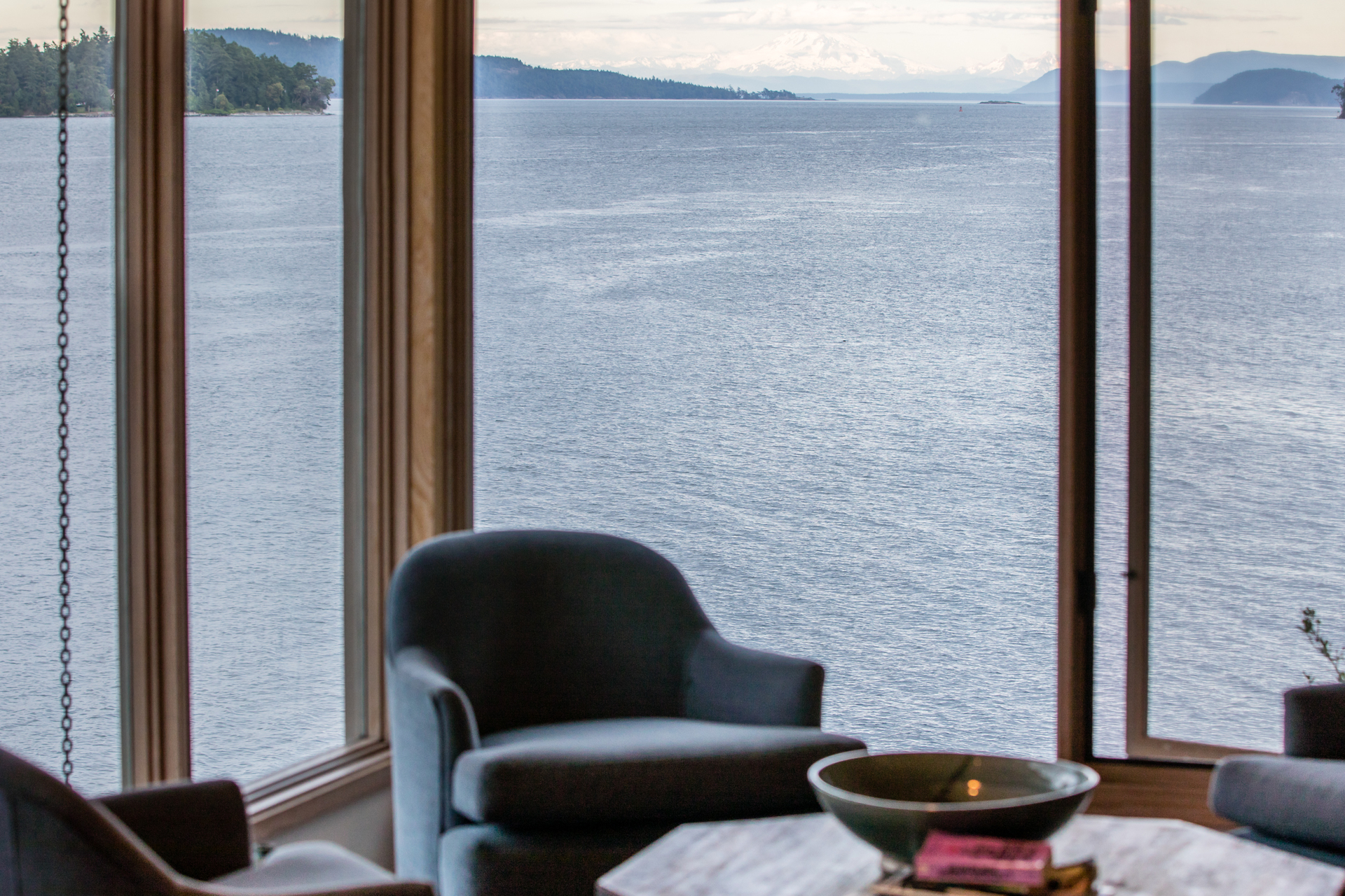Panoramic Ocean Views at 1850 Land's End Road, Lands End, North Saanich