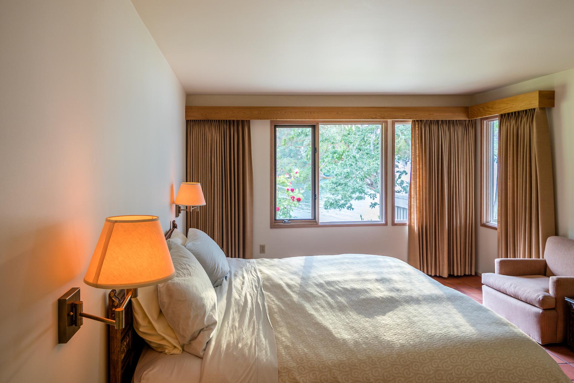 Guest Room at 1850 Lands End Road, Lands End, North Saanich