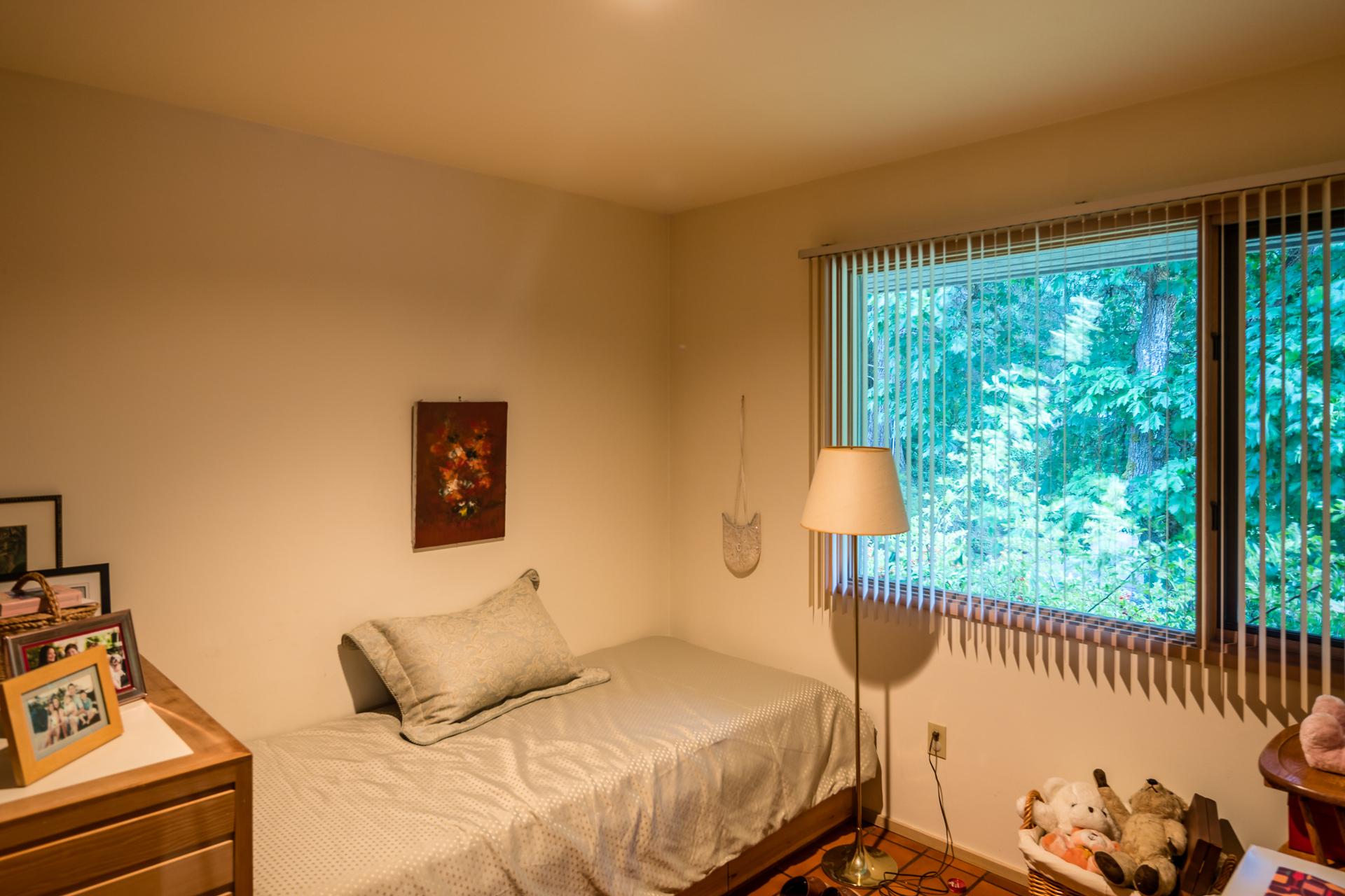 Guest Bedroom at 1850 Lands End Road, Lands End, North Saanich