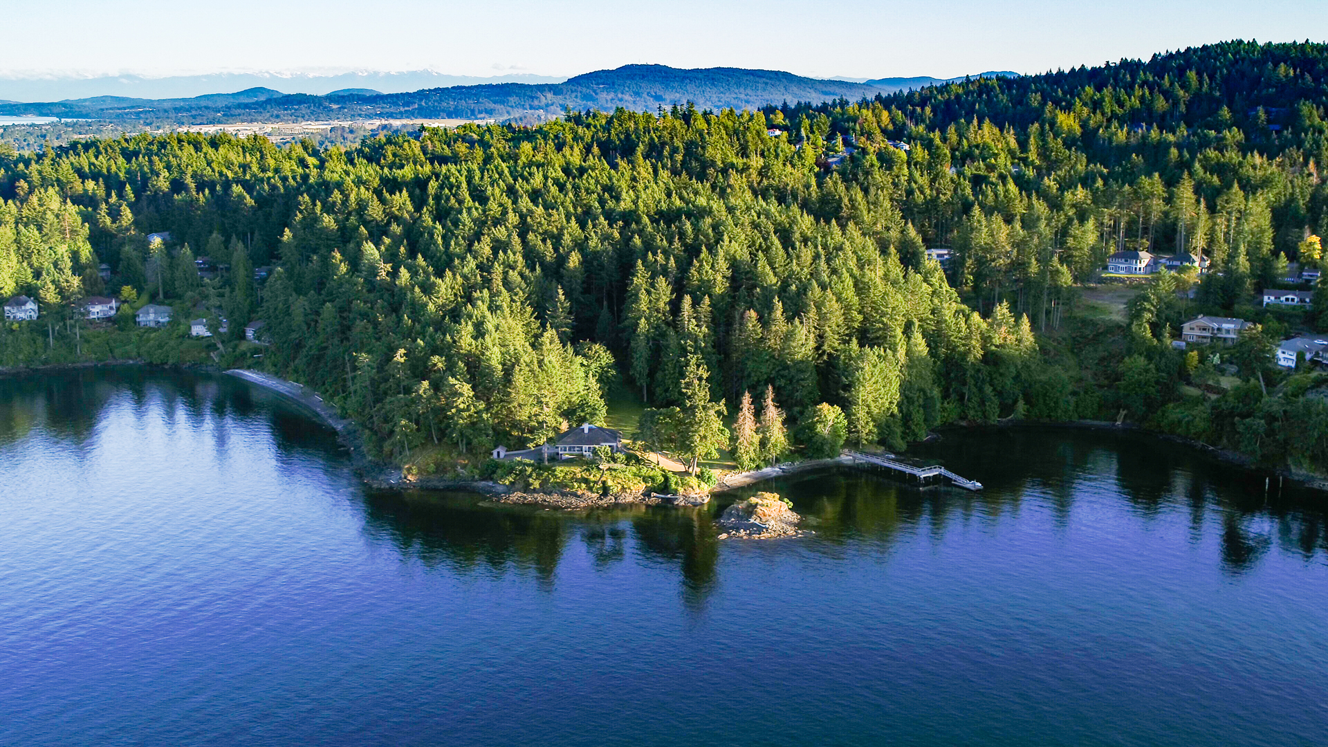 Nearly 25 Acres Of Developable Land at 1850 Lands End Road, Lands End, North Saanich