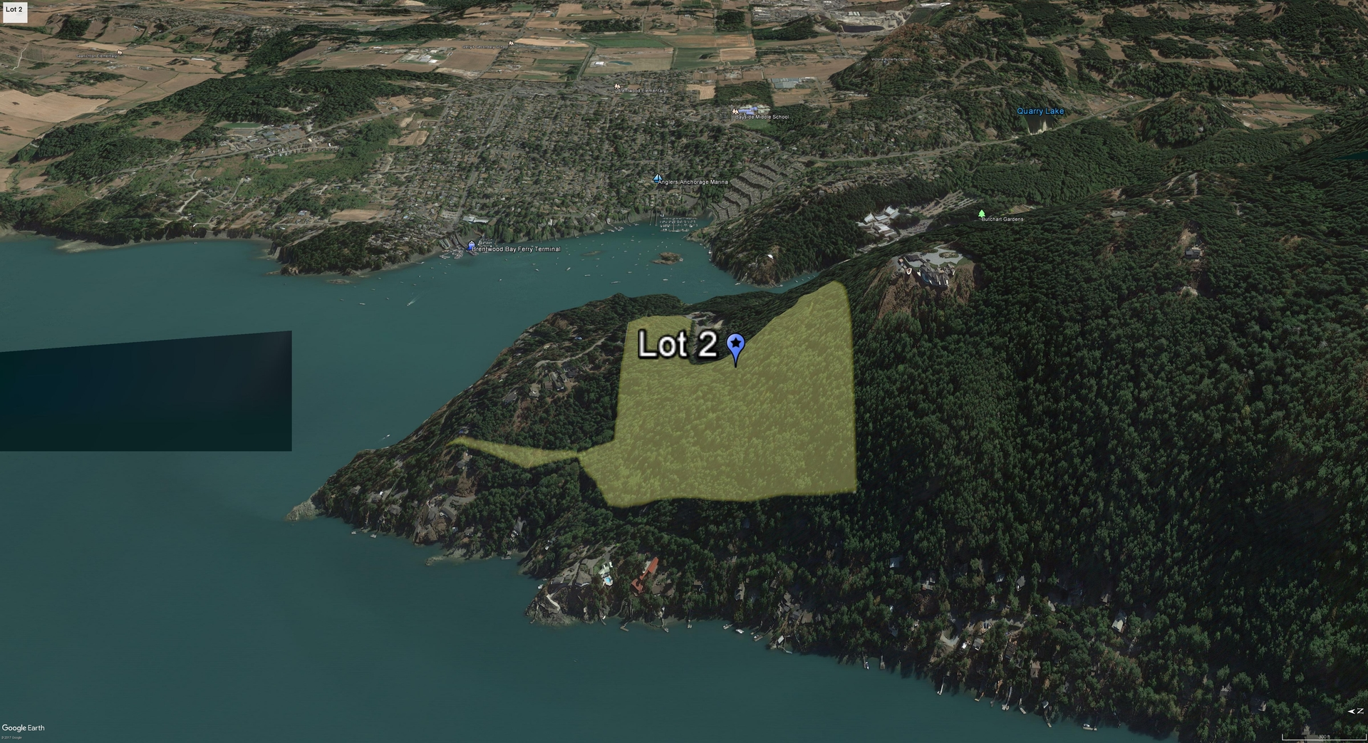 Surrounding Area at Lot 2 Willis Point Road, Central Saanich