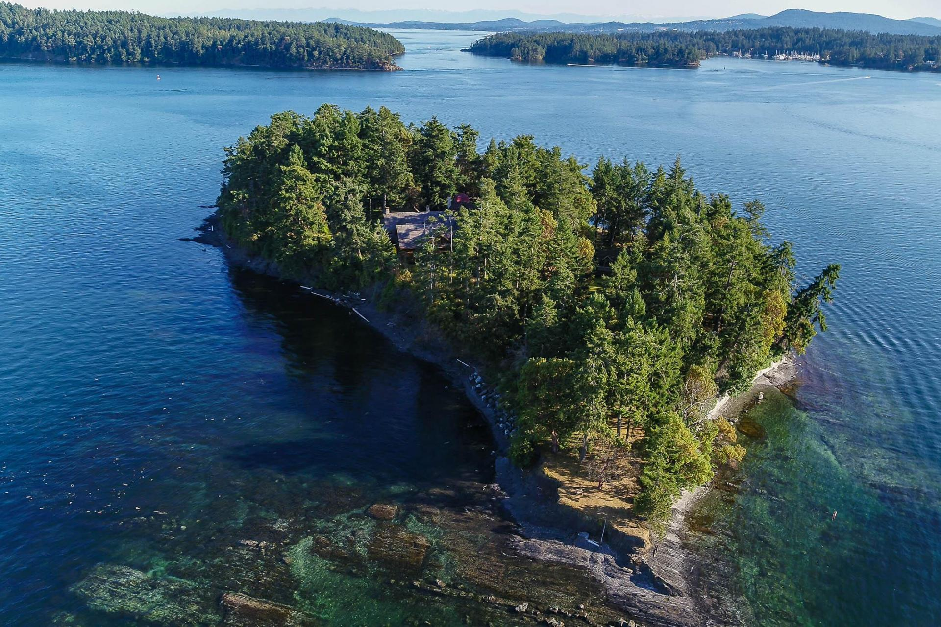 Pym Island, Gulf Isl Other, Gulf Islands