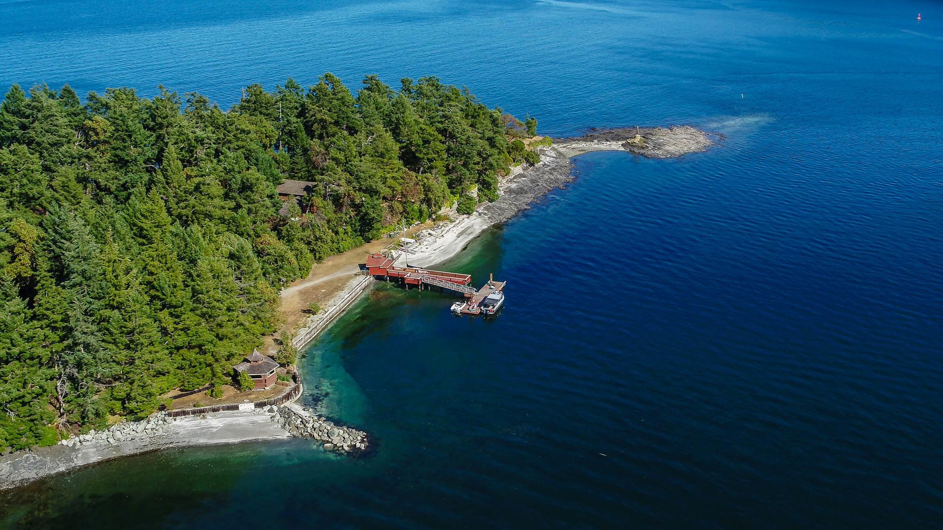 at  Pym Island, Gulf Isl Other, Gulf Islands