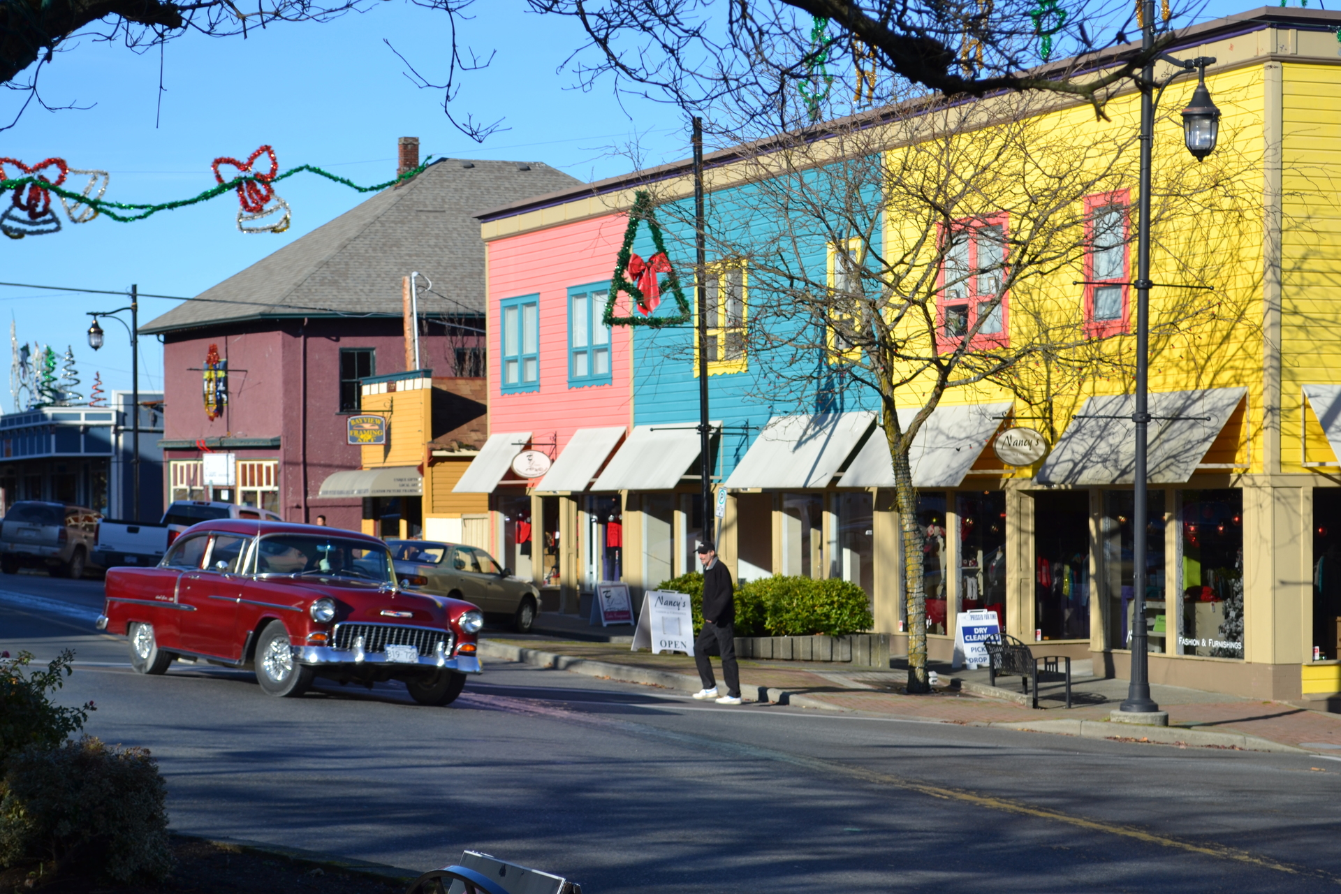 Downtown Ladysmith at Lot A Malone Road, Ladysmith, Vancouver Island