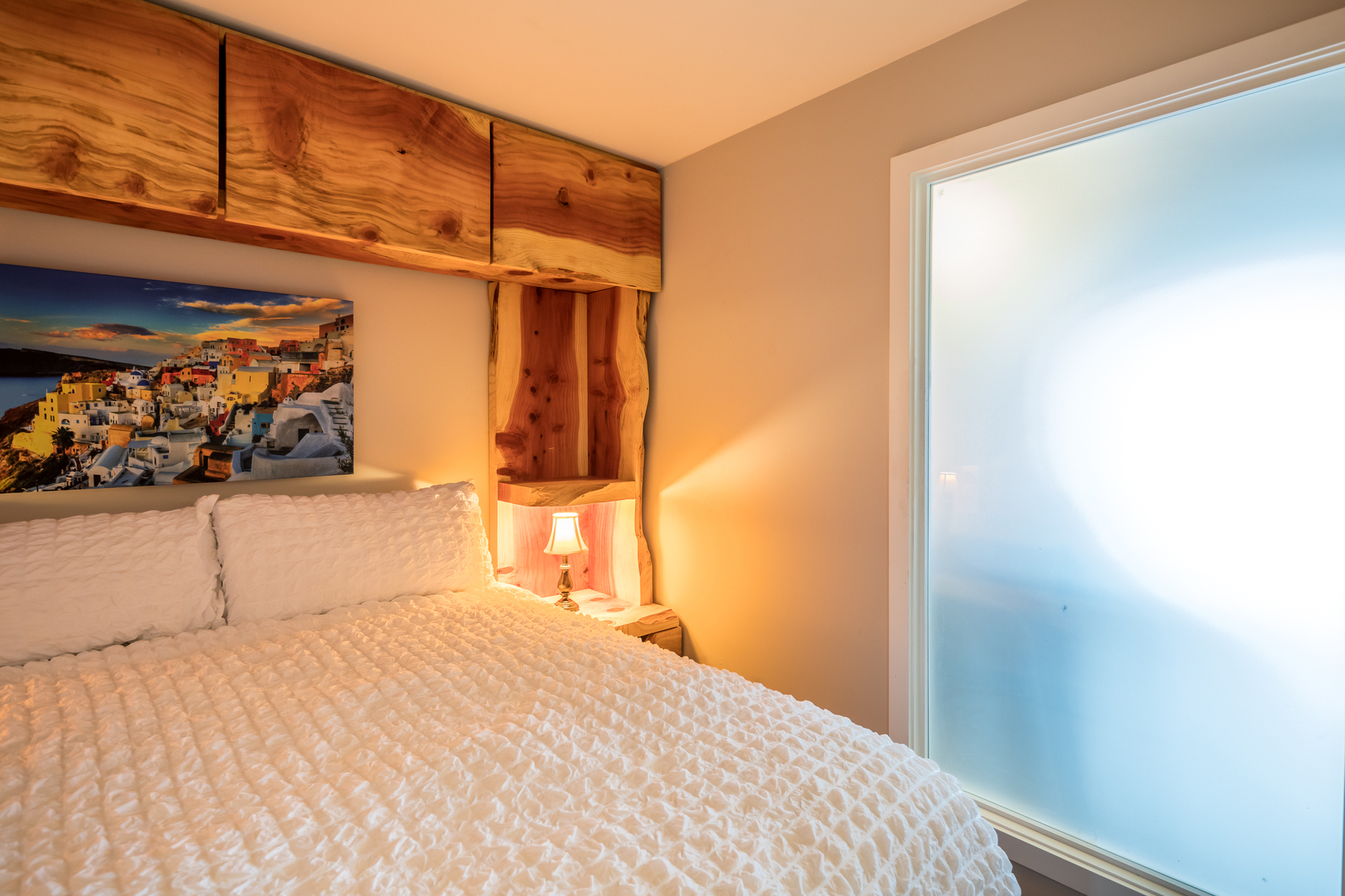 Bedroom at 201 - 517 Fisgard Street, Downtown, Victoria