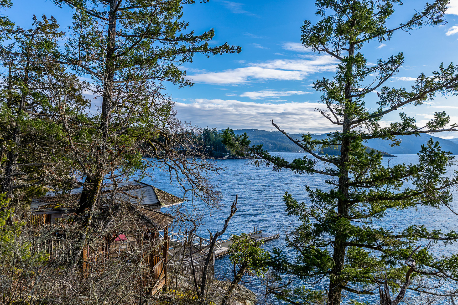 Westcoast Living at 8100 Mcphail Road, Inlet, Central Saanich