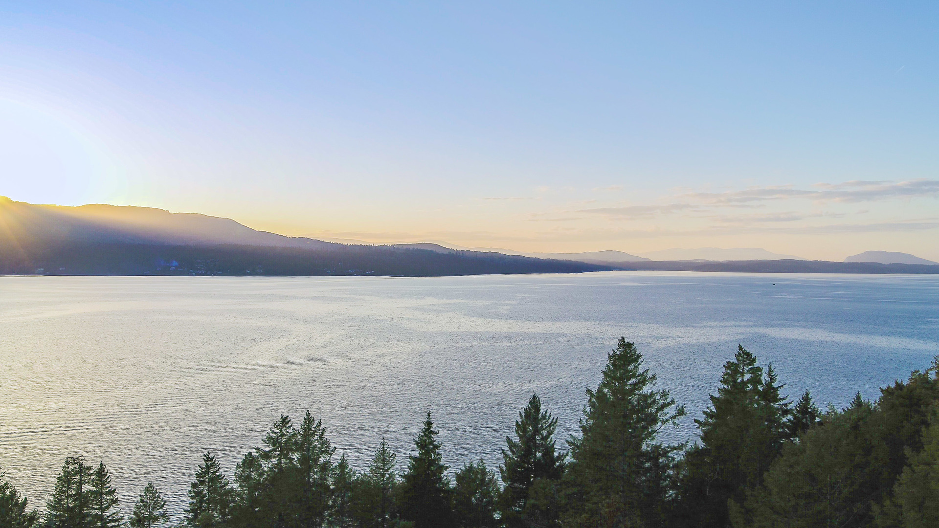 Views of Mill Bay & Cobble Hill at 8100 Mcphail Road, Inlet, Central Saanich