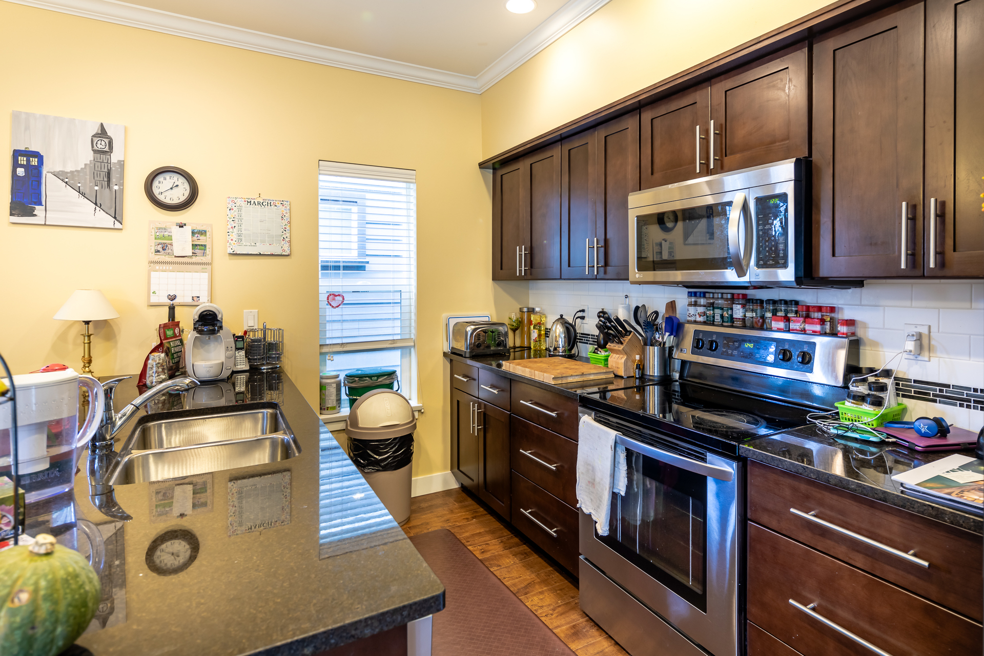 Kitchen at 3288 Merlin Road, Happy Valley, Langford