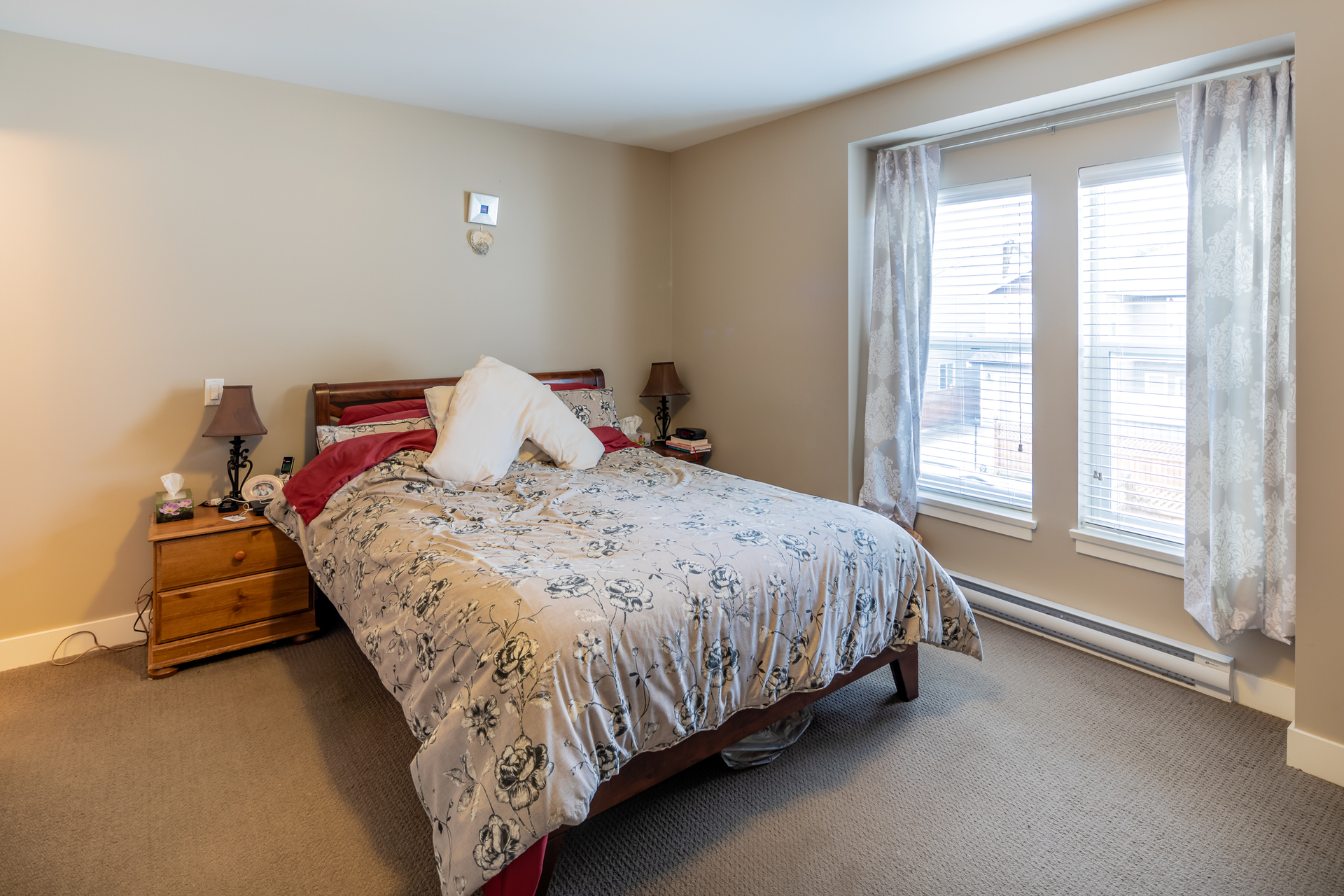 Master Bedroom at 3288 Merlin Road, Happy Valley, Langford