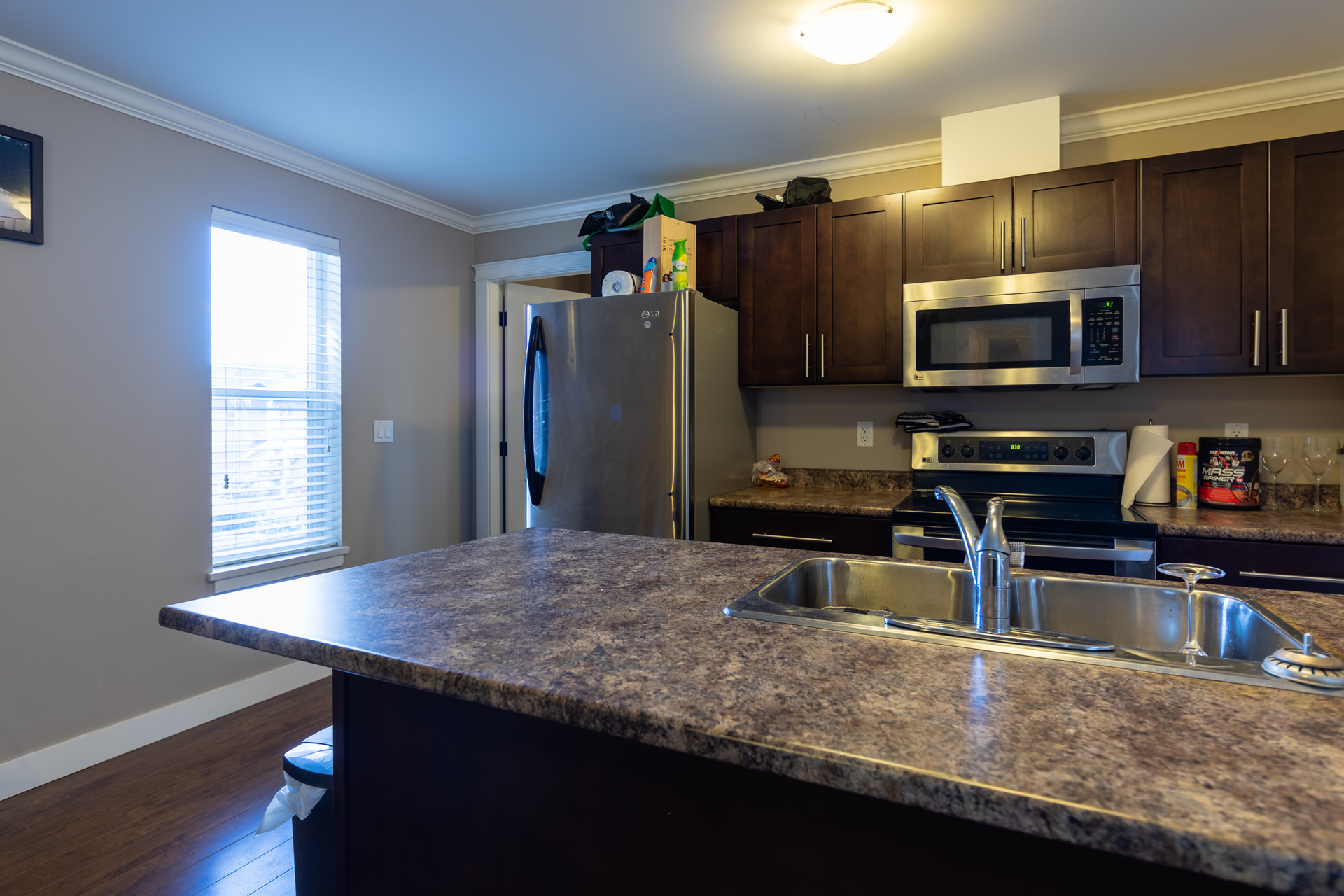 Stainless Appliances at 3288 Merlin Road, Happy Valley, Langford
