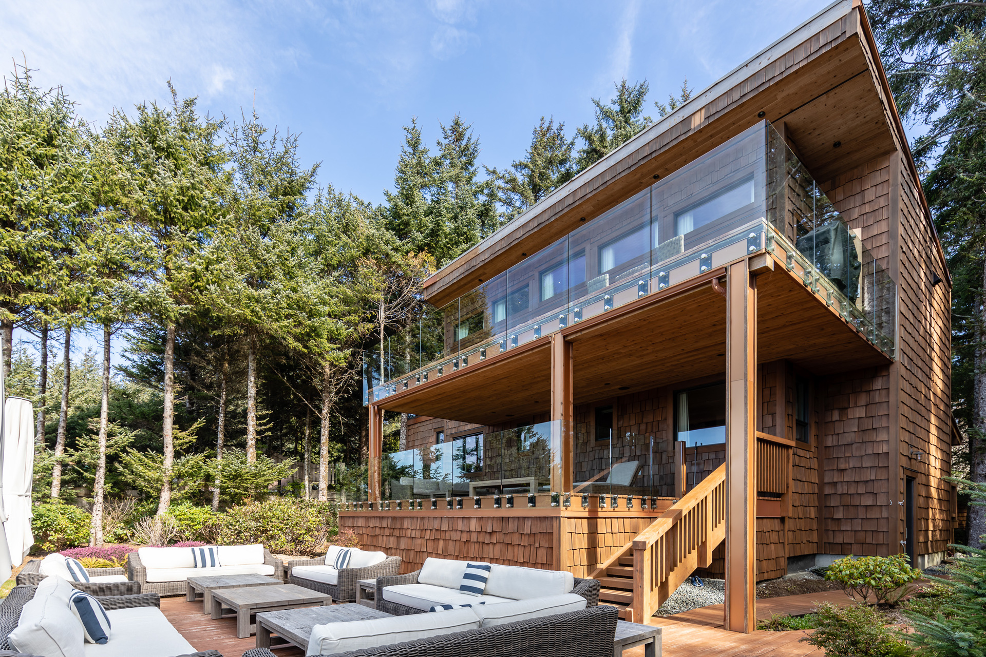 Sundeck View at 1277 & 1281 Lynn Road, Tofino, Vancouver Island