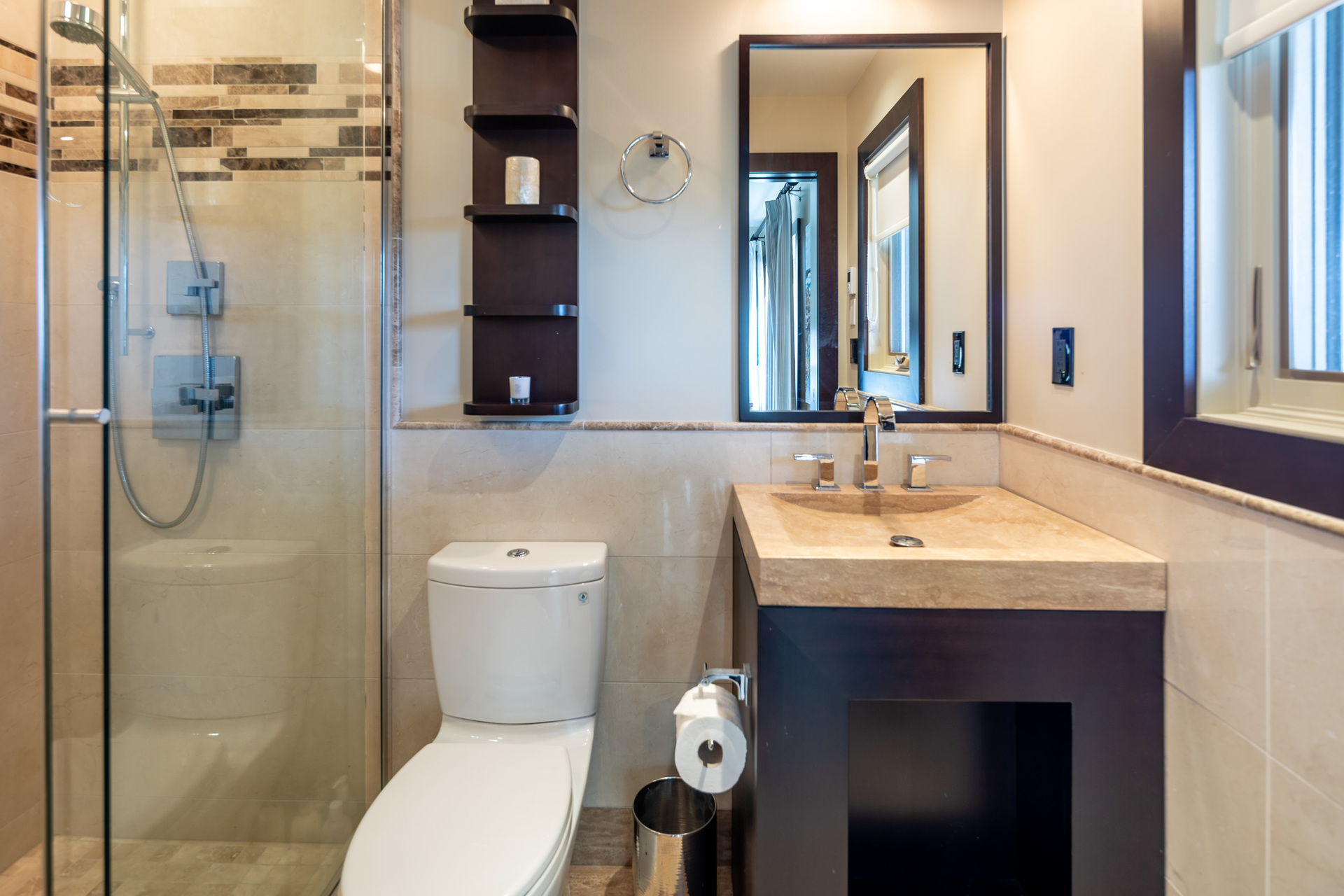 Main Residence Guest Ensuite 2 at 1277 & 1281 Lynn Road, Tofino, Vancouver Island