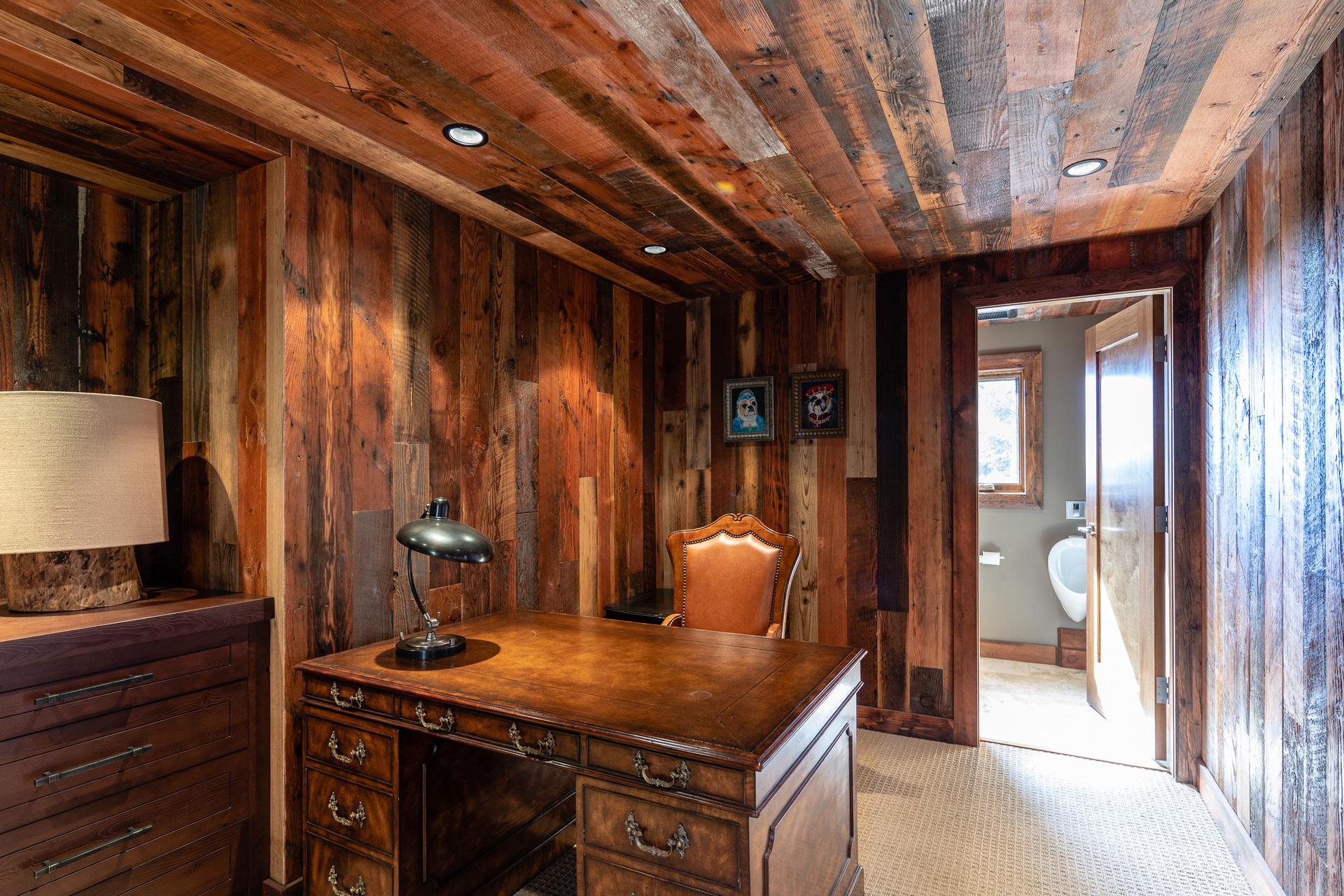 Main Residence Basement Living Room at 1277 & 1281 Lynn Road, Tofino Tofino, Vancouver Island