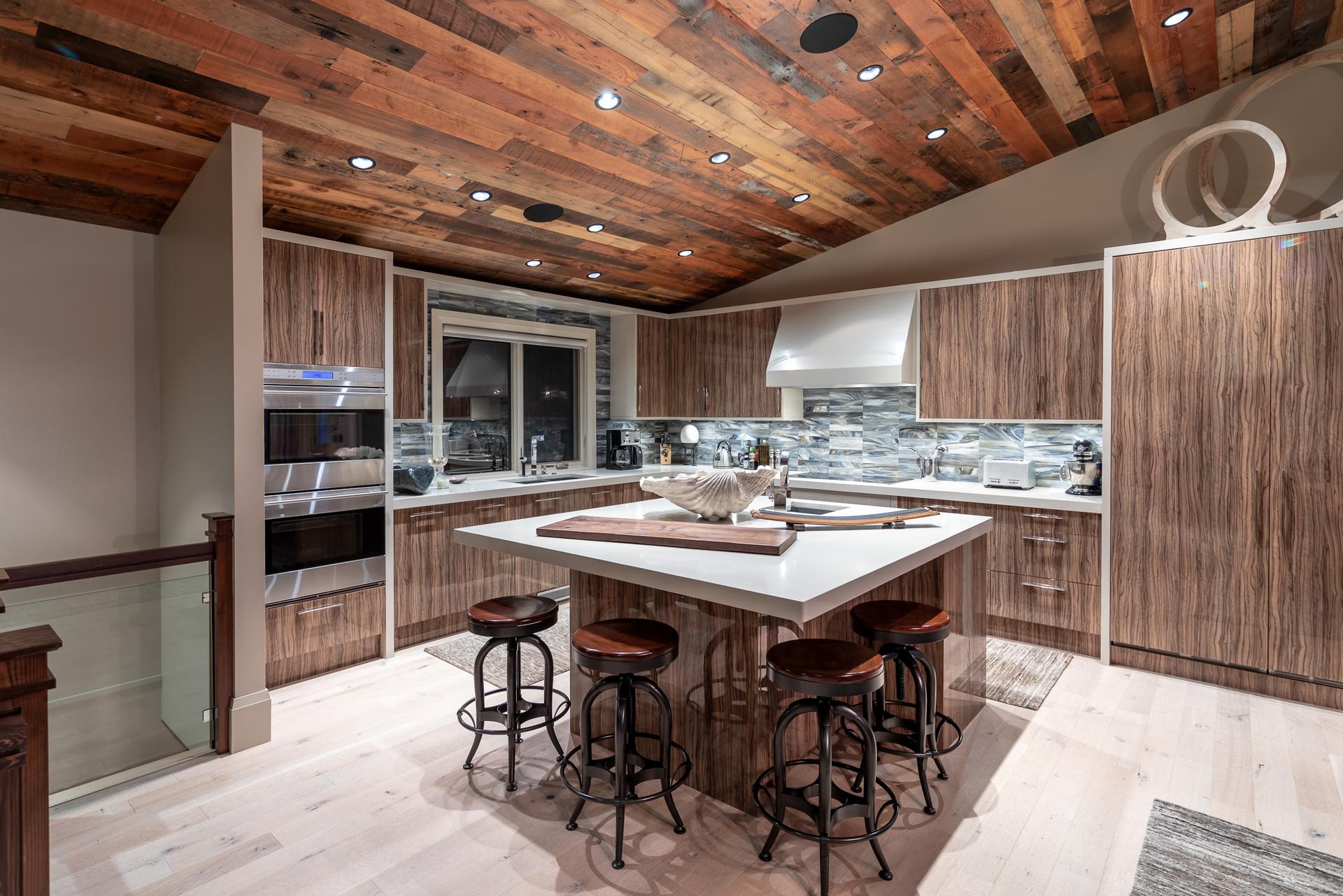 Main Kitchen at 1277 & 1281 Lynn Road, Tofino Tofino, Vancouver Island