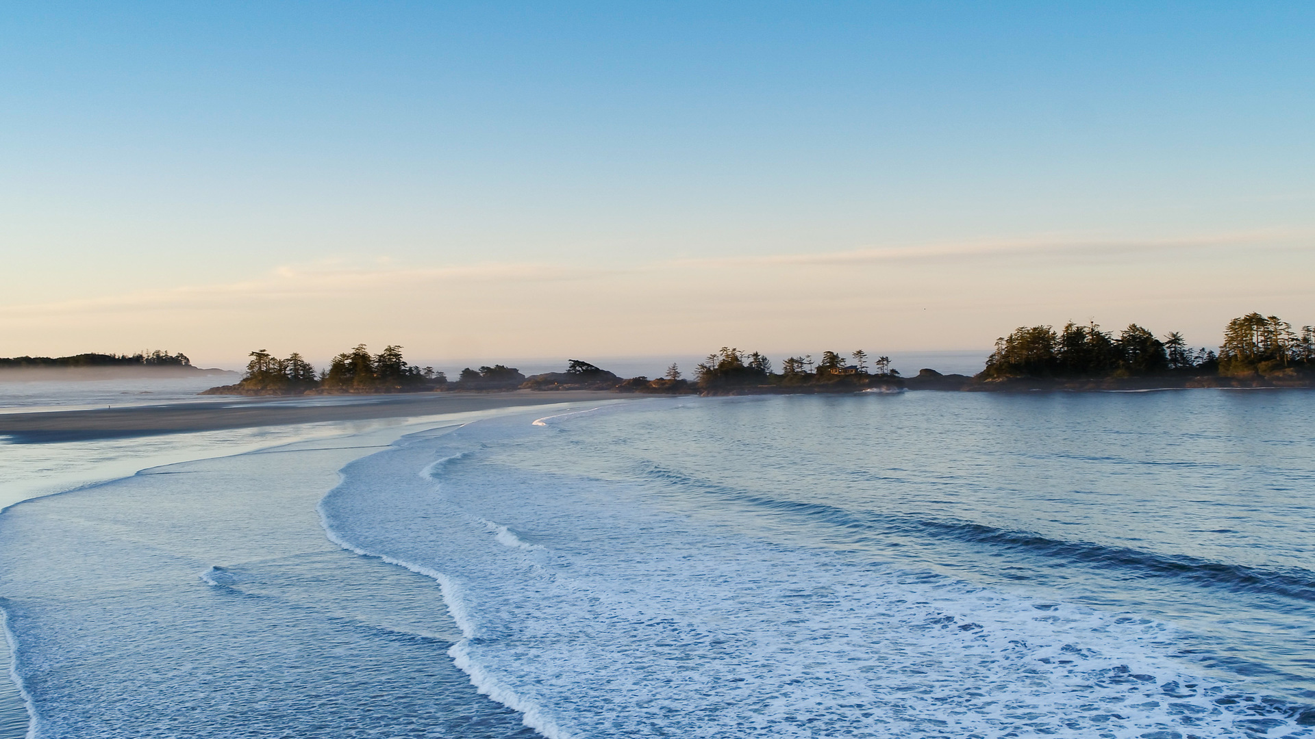 Chesterman Beach at 1277 & 1281 Lynn Road, Tofino, Vancouver Island