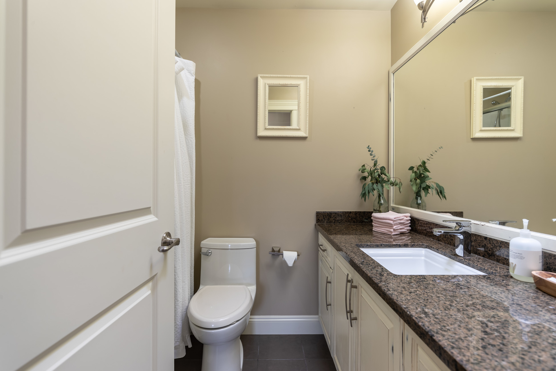 Upper Floor Bathroom at 745 Miller Avenue, Royal Oak, Saanich West