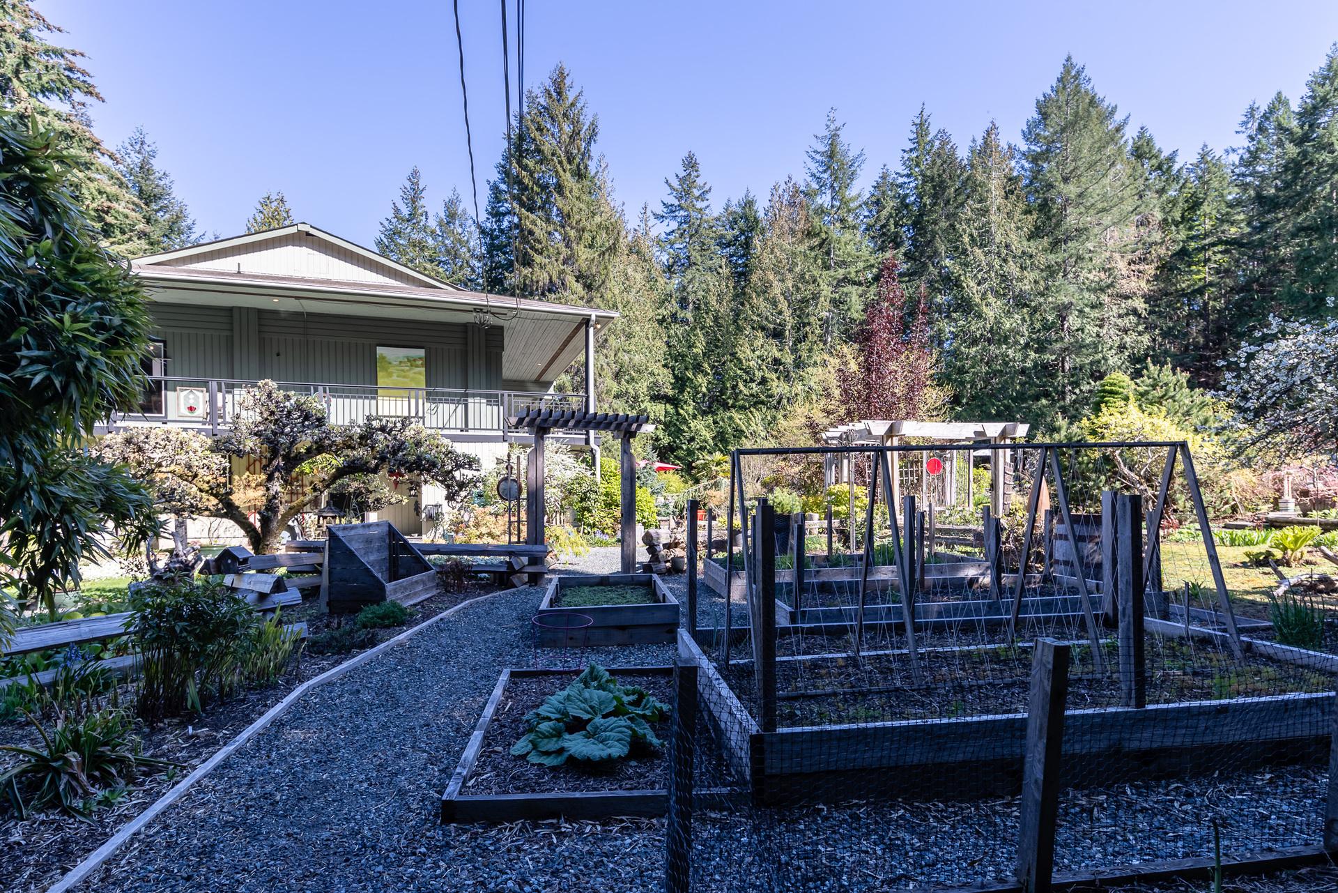 Space For Gardening at 5101 Island Highway West, Qualicum Beach, Zone 05 - Parksville/Qualicum