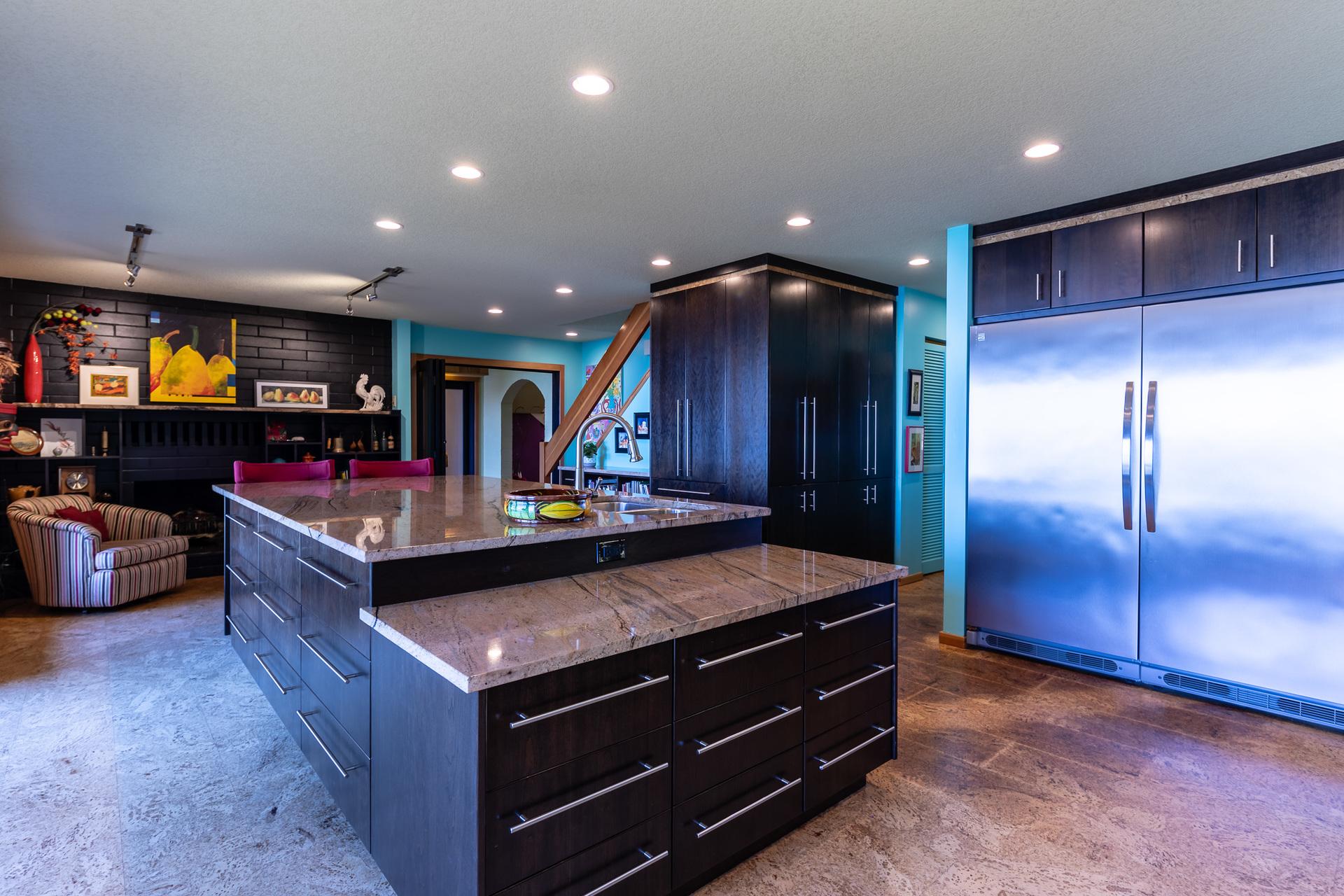 Main Kitchen at 5101 Island Highway West, Qualicum Beach, Zone 05 - Parksville/Qualicum
