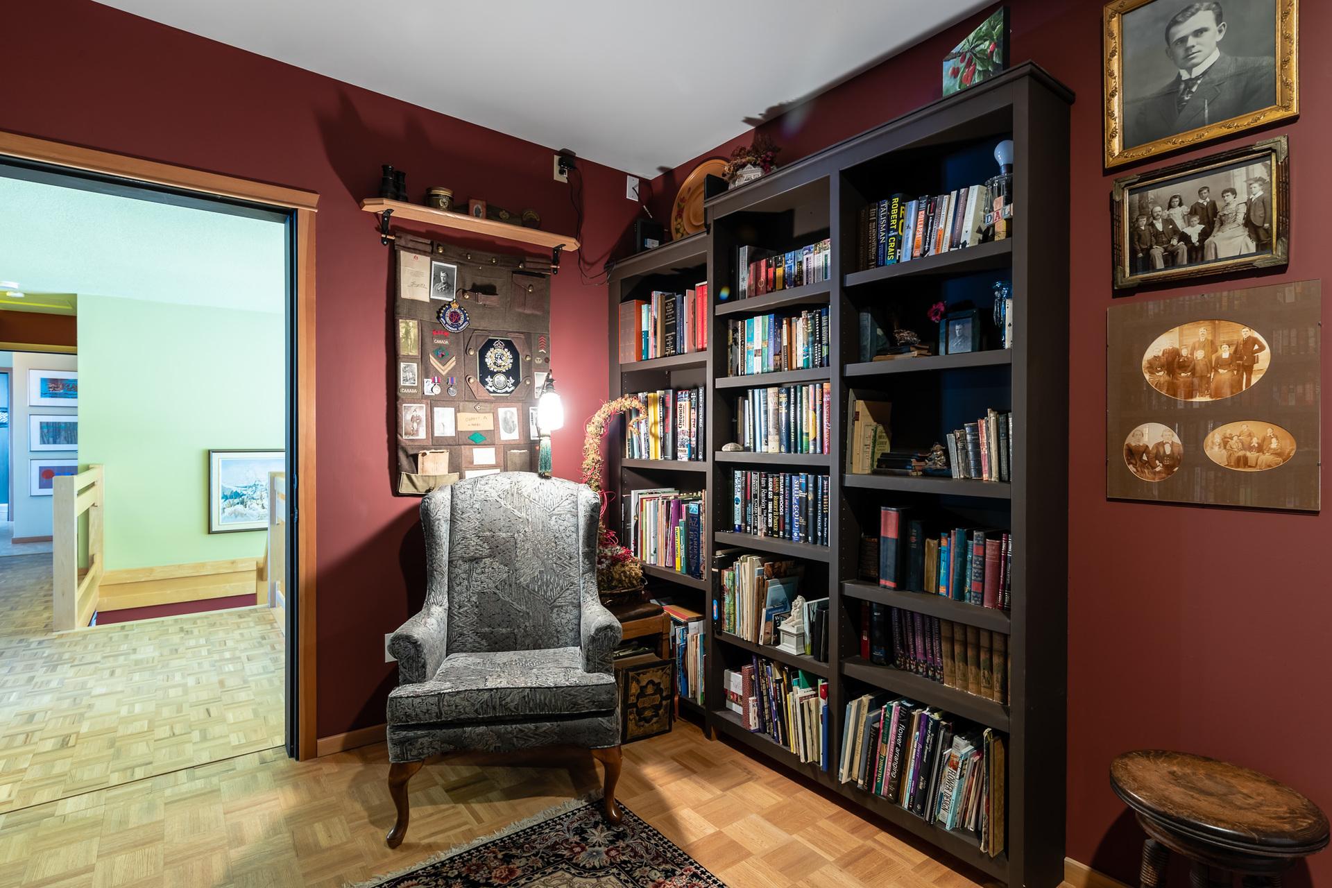Main Library at 5101 Island Highway West, Qualicum Beach, Zone 05 - Parksville/Qualicum