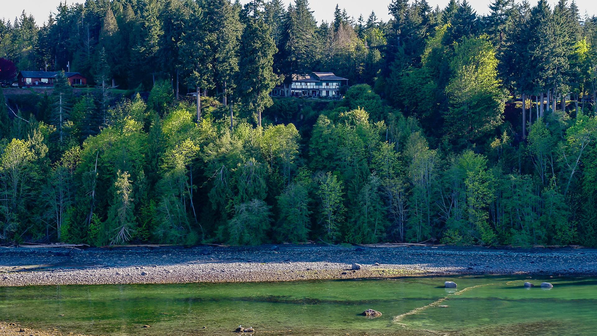 From The Water at 5101 Island Highway West, Qualicum Beach, Zone 05 - Parksville/Qualicum