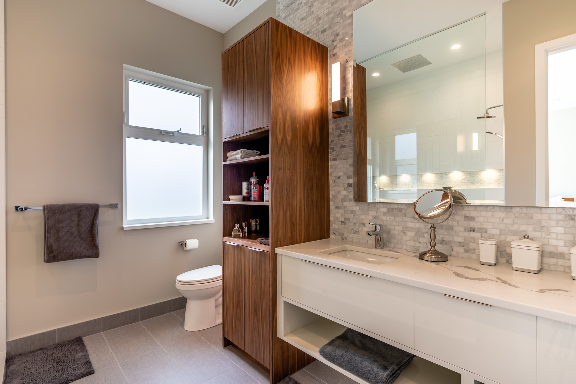 Guest Ensuite at 5101 Jagtar's Way, Prospect Lake, Saanich West