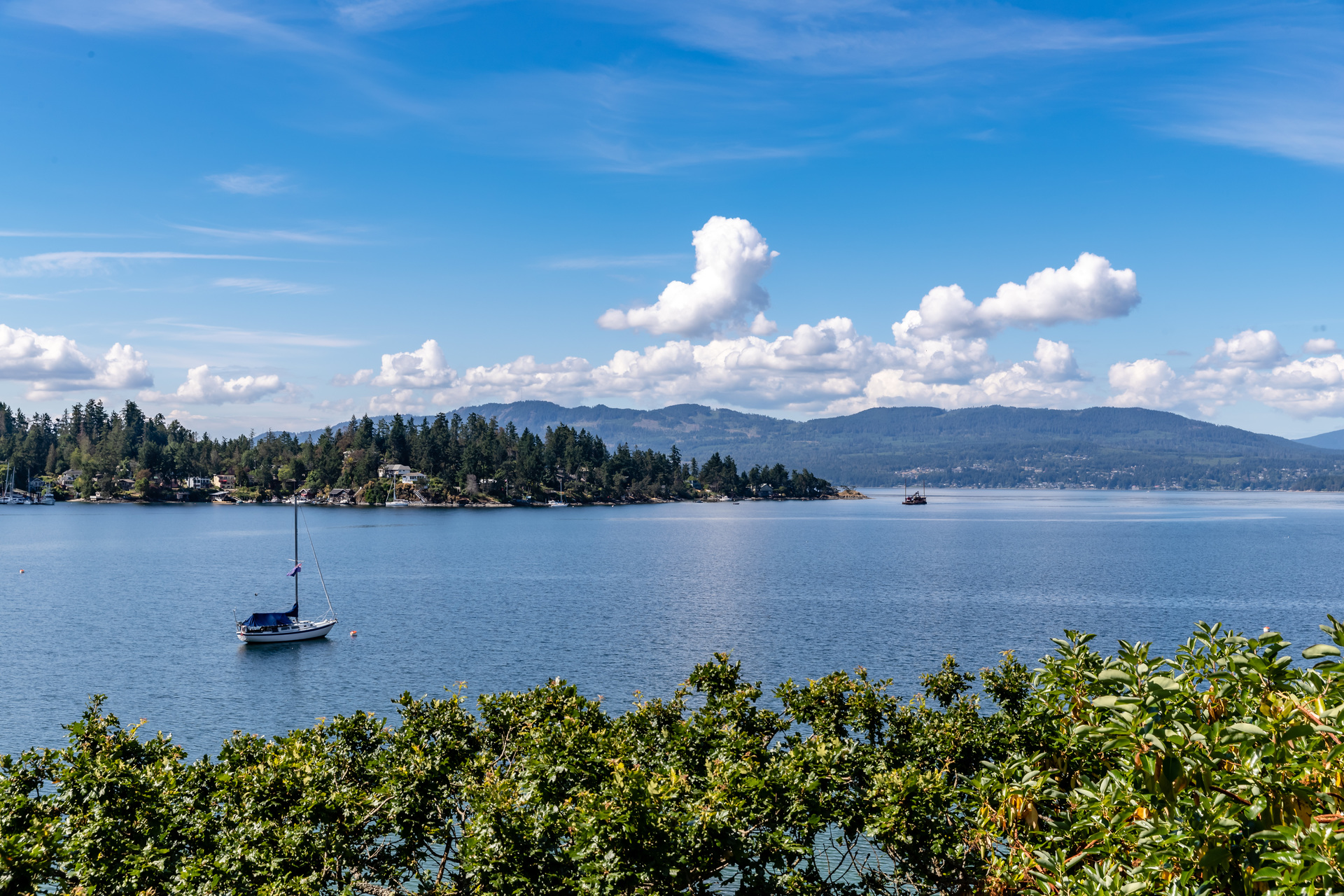 at 11326 Chalet Road, Deep Cove, North Saanich