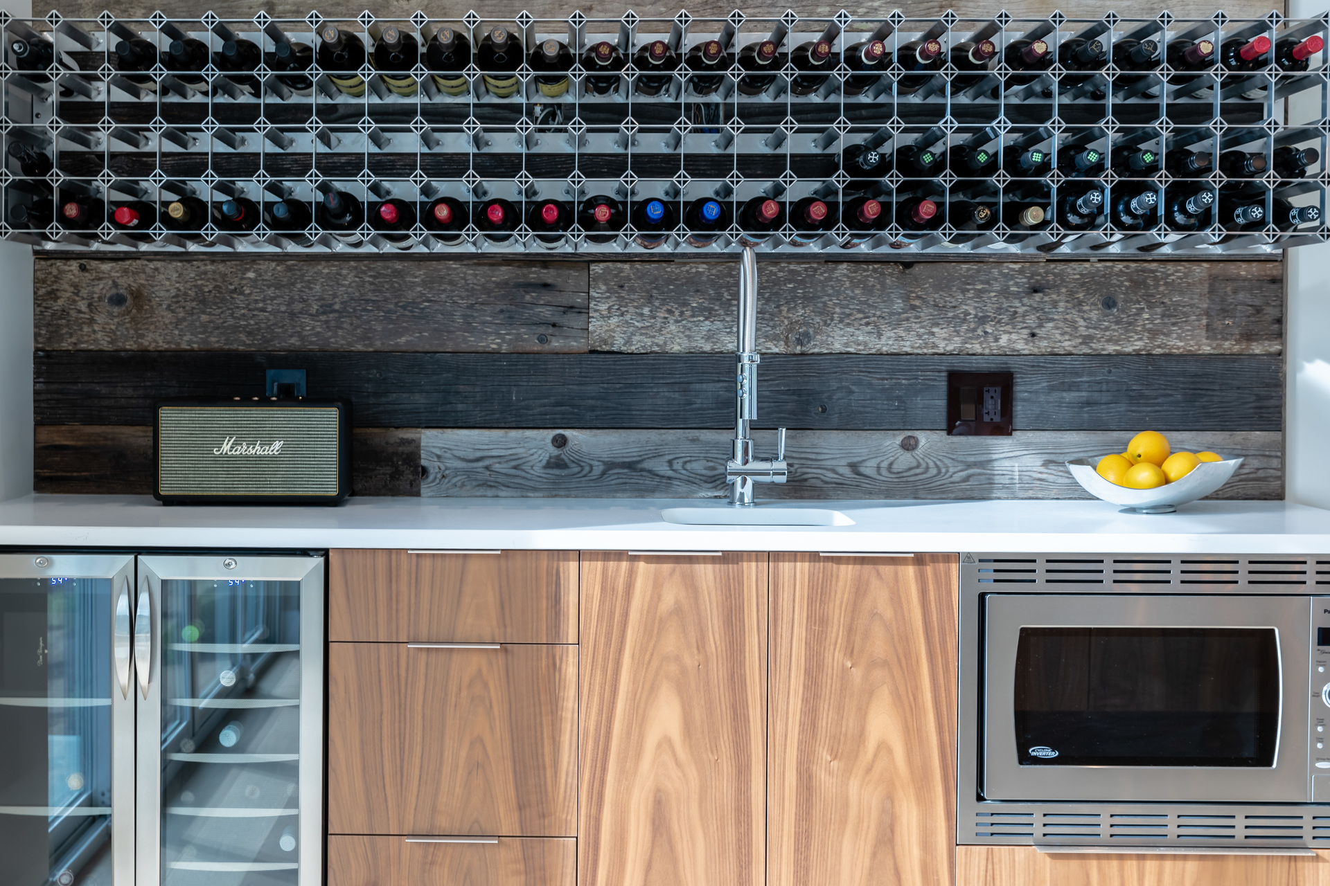 Integrated Wine Storage at 5100 & 5101 Jagtar's Way, Prospect Lake, Saanich West