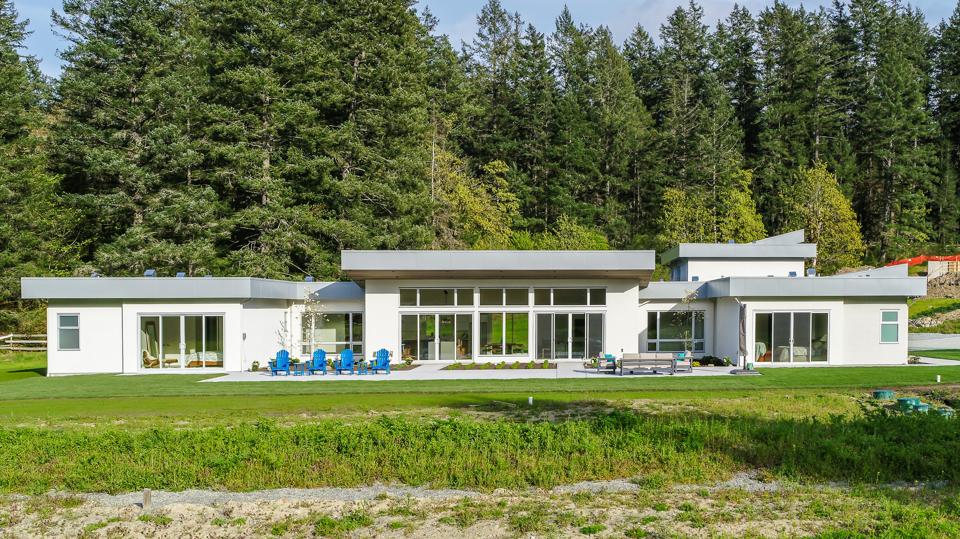 Views Of Forest & Pasture Land at 5100 & 5101 Jagtar's Way, Prospect Lake, Saanich West