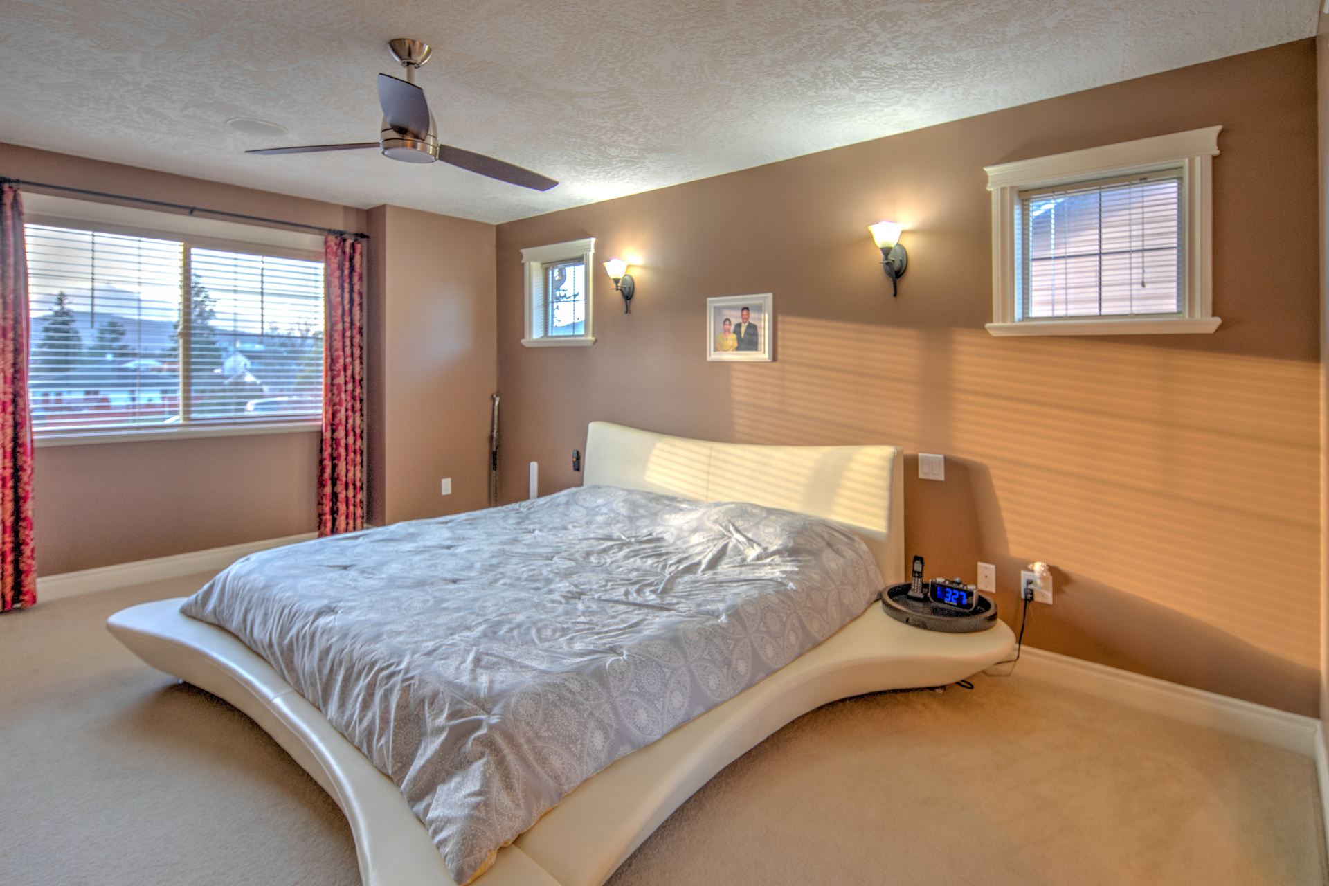 Master Bedroom at 2741 Cornerstone Terrace, Mill Hill, Langford