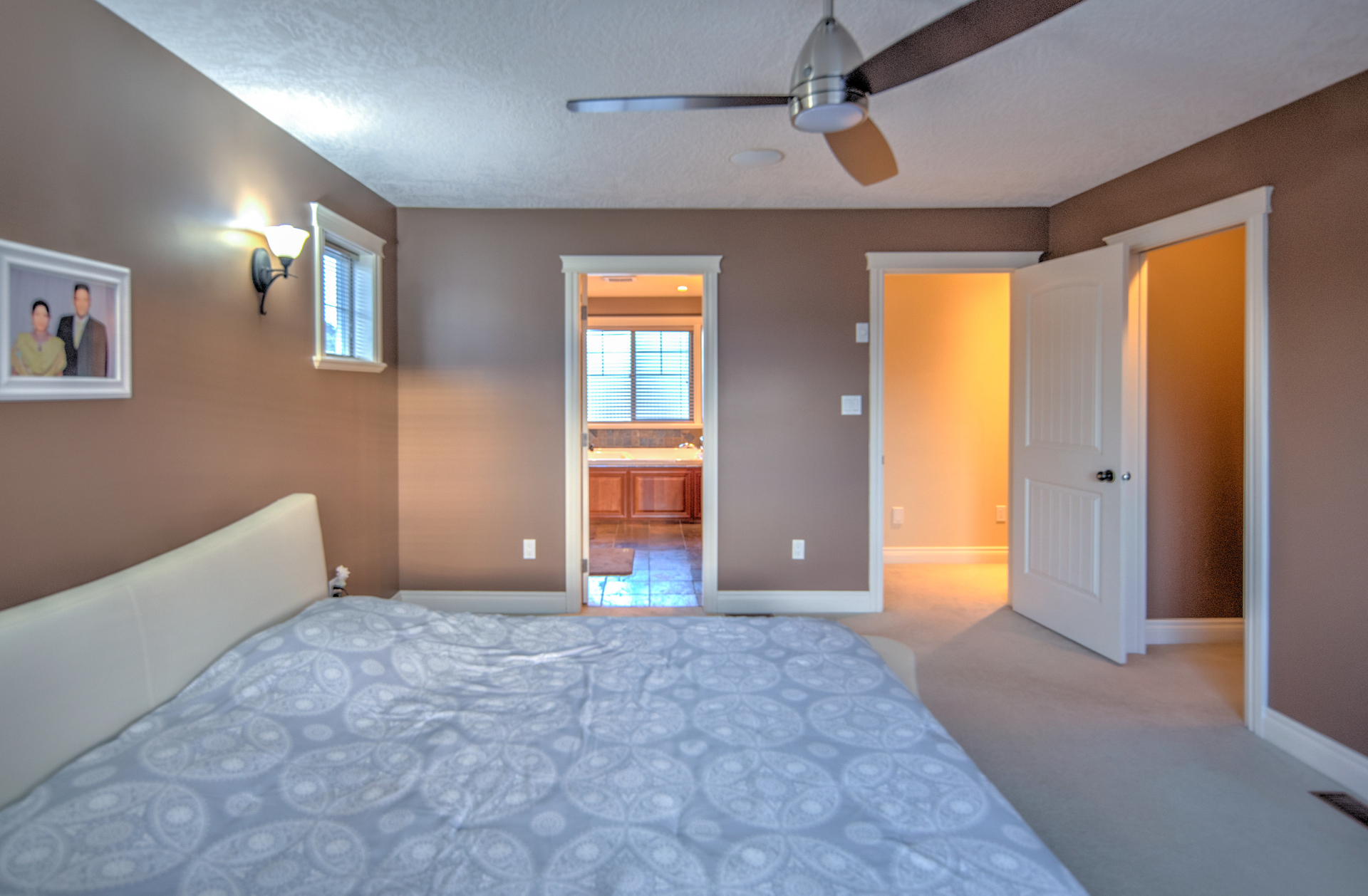 Master Includes Ensuite & Walk-In Closet at 2741 Cornerstone Terrace, Mill Hill, Langford